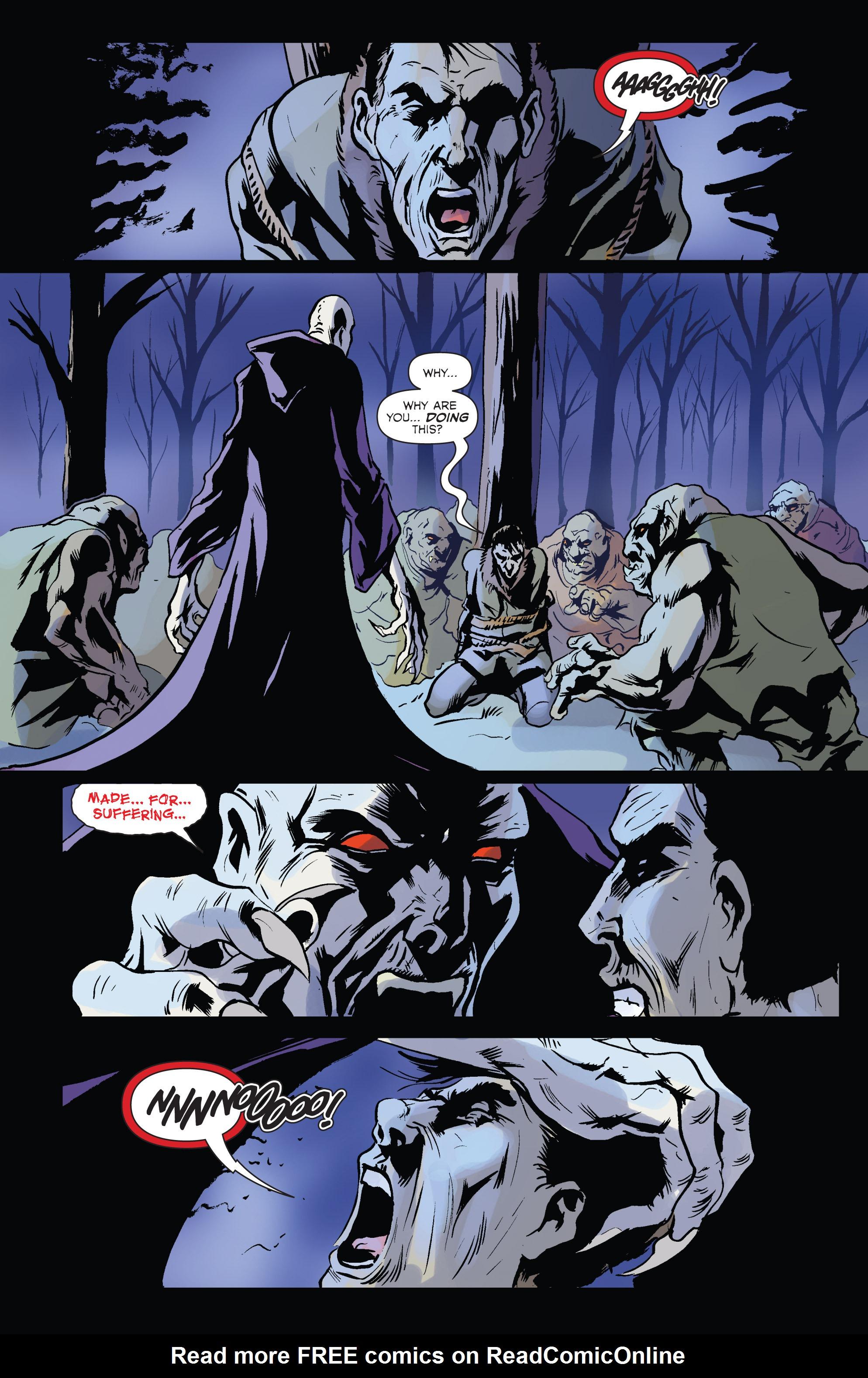 Read online Hoax Hunters (2012) comic -  Issue # TPB 2 - 37