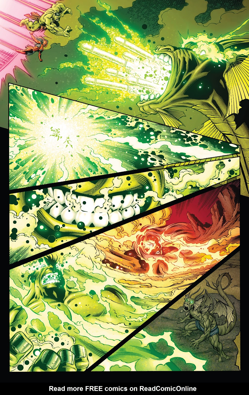 Read online Incredible Hulks (2010) comic -  Issue # _TPB Heart of the Monster - 119