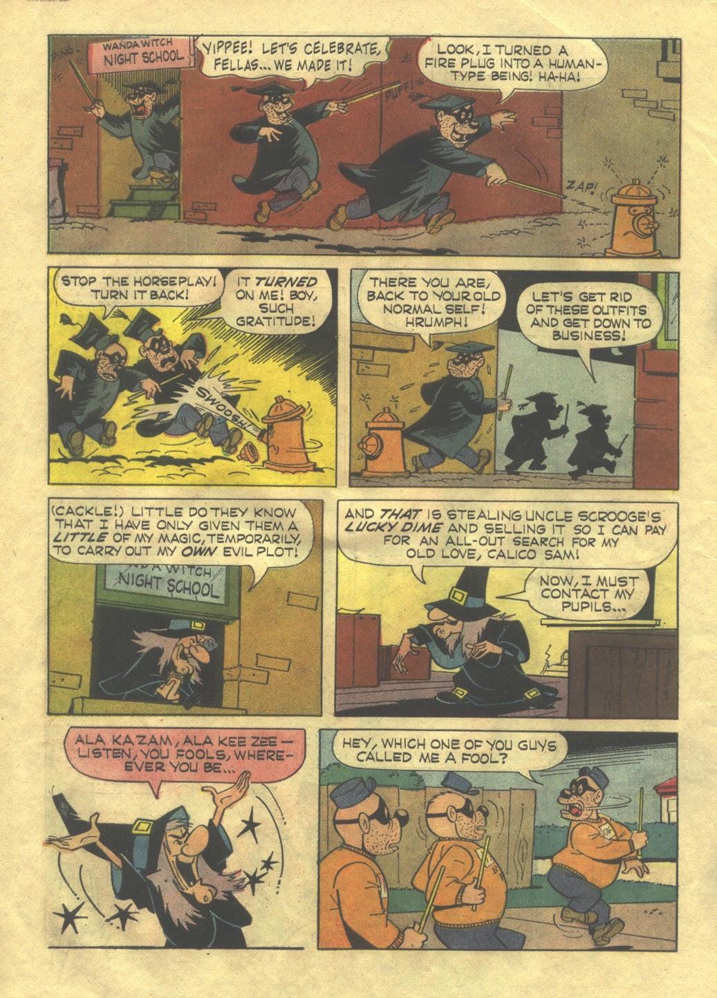 Walt Disney THE BEAGLE BOYS issue 2 - Page 6
