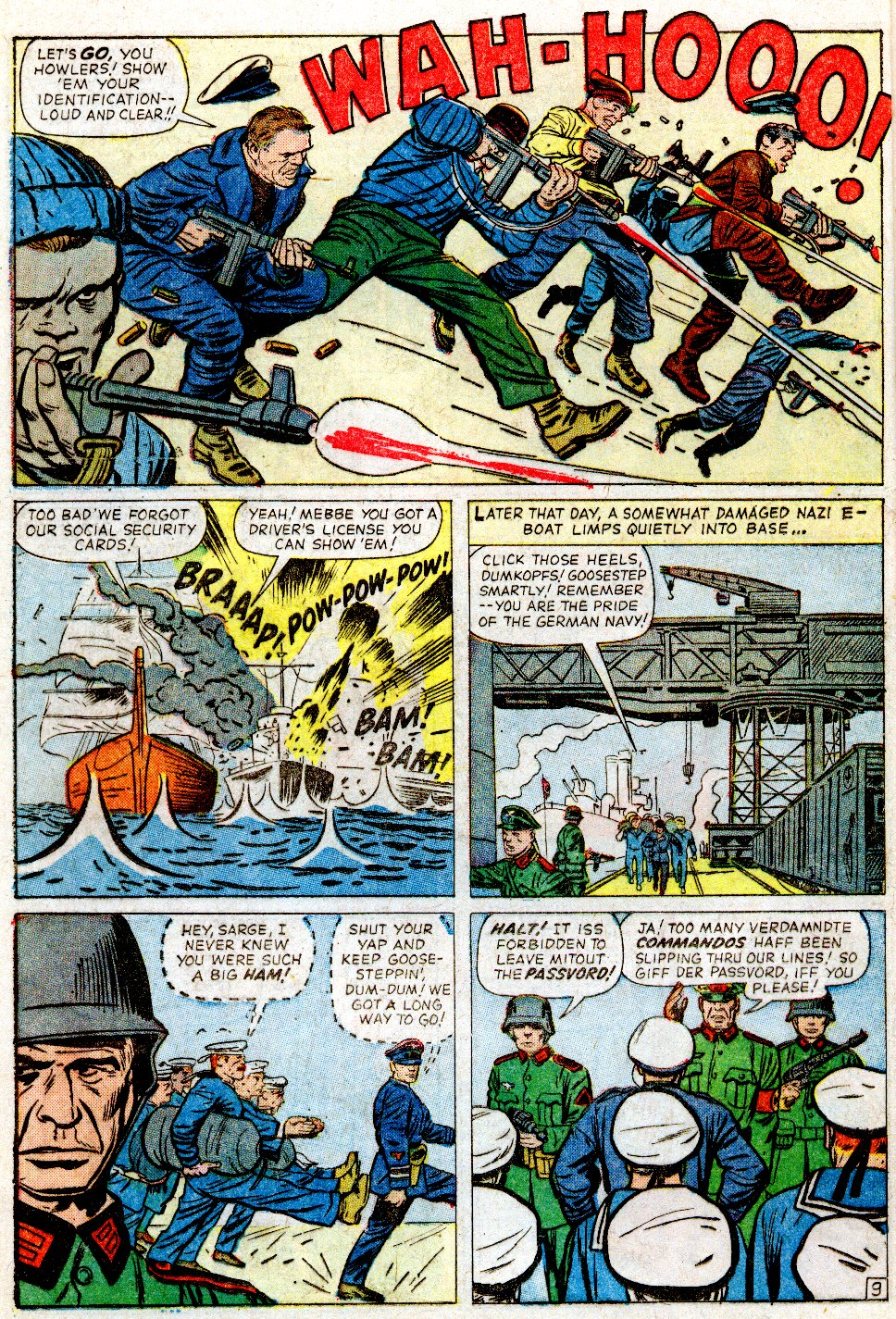 Read online Sgt. Fury comic -  Issue #2 - 12