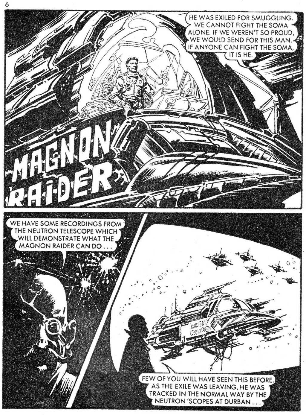 Starblazer issue 16 - Page 6