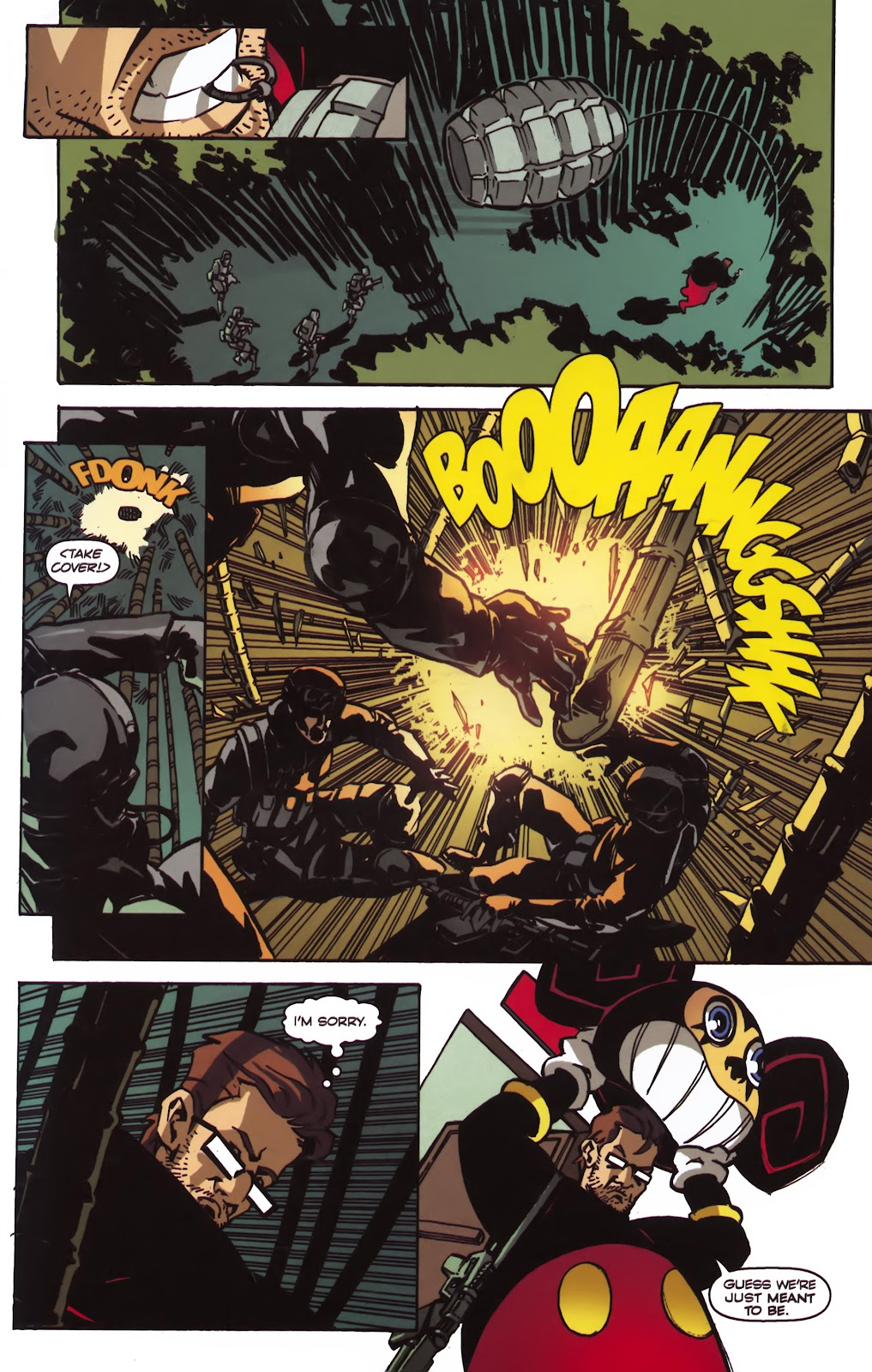 Read online Ricky Rouse Has A Gun comic -  Issue # TPB (Part 1) - 90