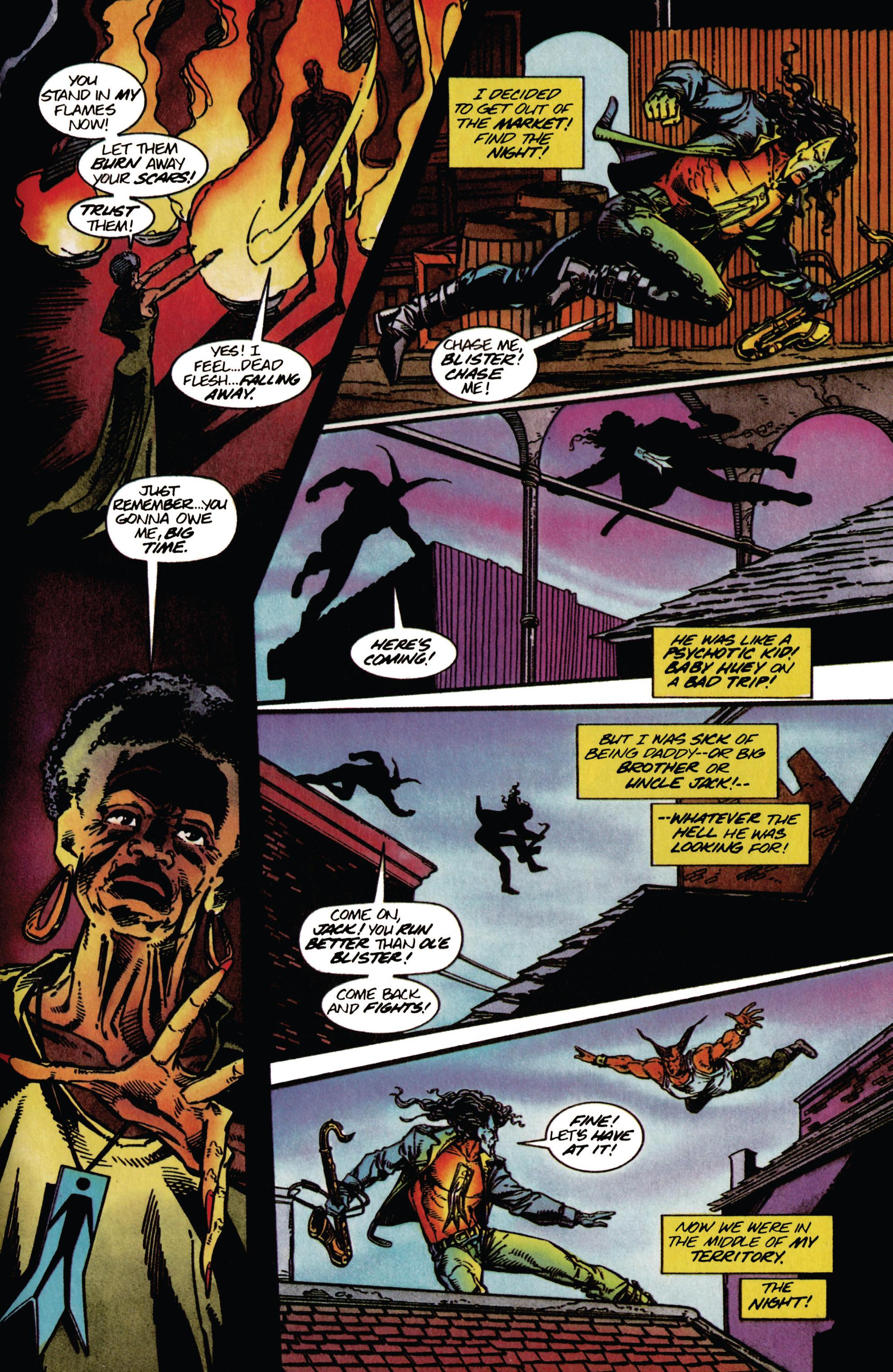 Read online Shadowman (1992) comic -  Issue #38 - 18