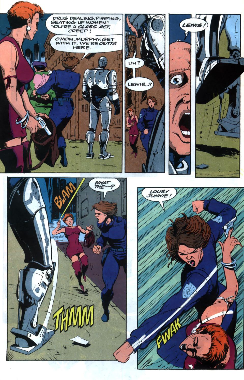 Read online Robocop (1990) comic -  Issue #20 - 10