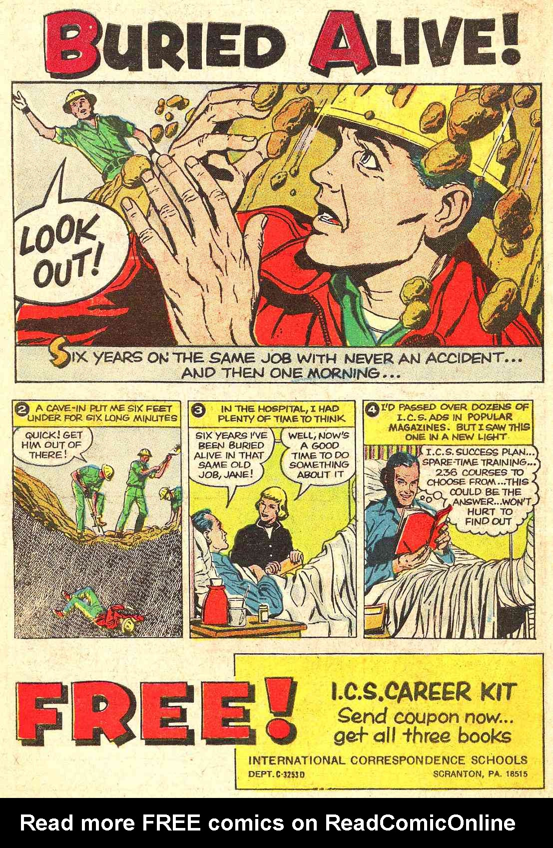 Read online Archie (1960) comic -  Issue #184 - 34