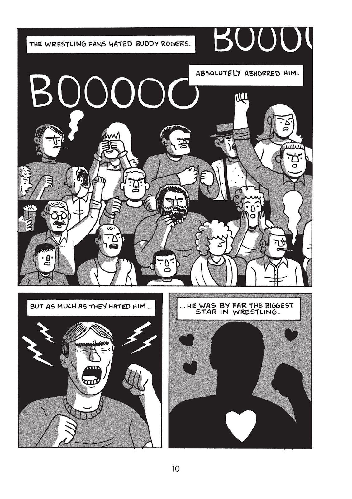 Read online Is This Guy For Real?: The Unbelievable Andy Kaufman comic -  Issue # TPB (Part 1) - 15