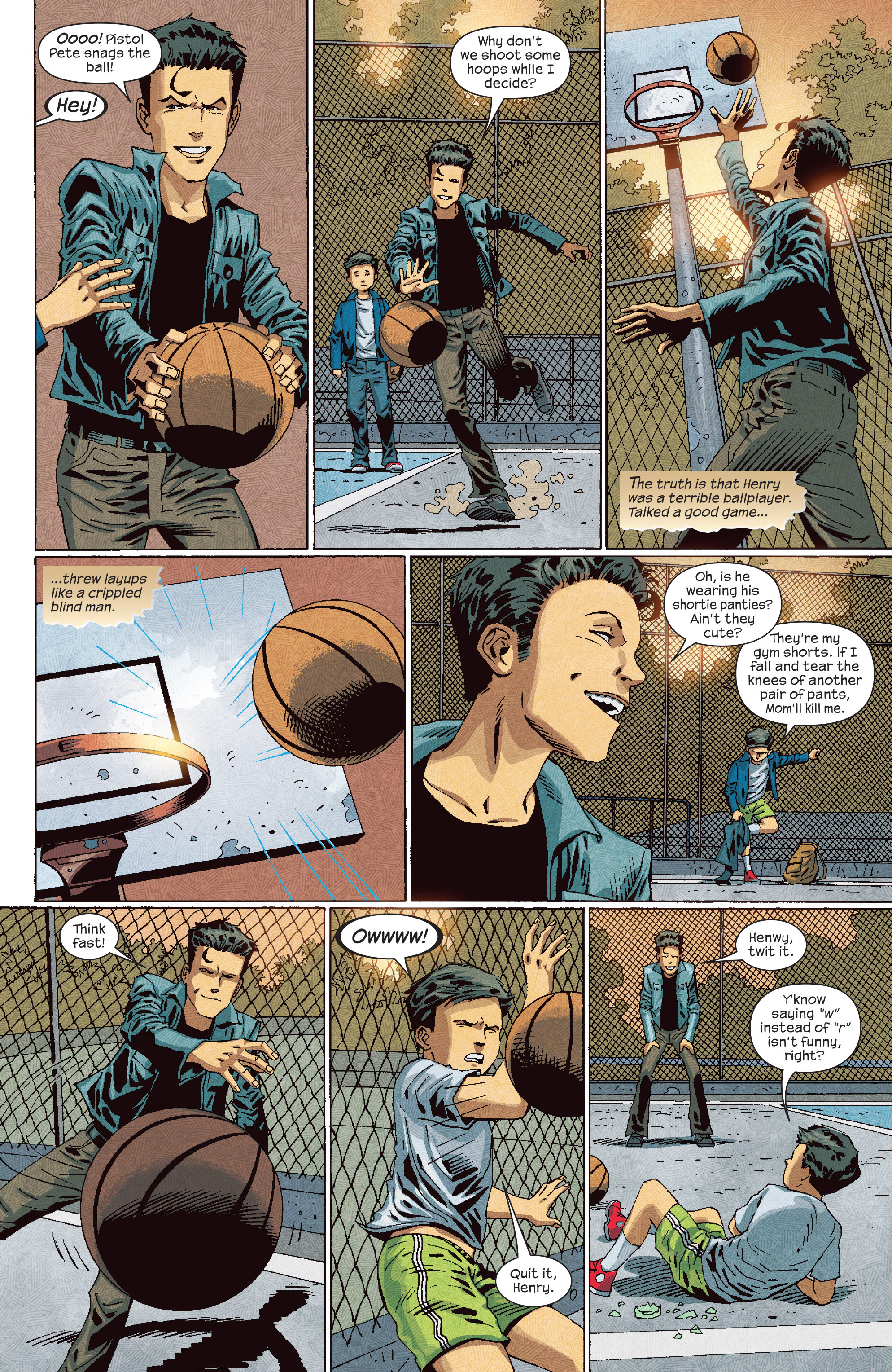 Read online Dark Tower: The Drawing of the Three - The Prisoner comic -  Issue #3 - 7