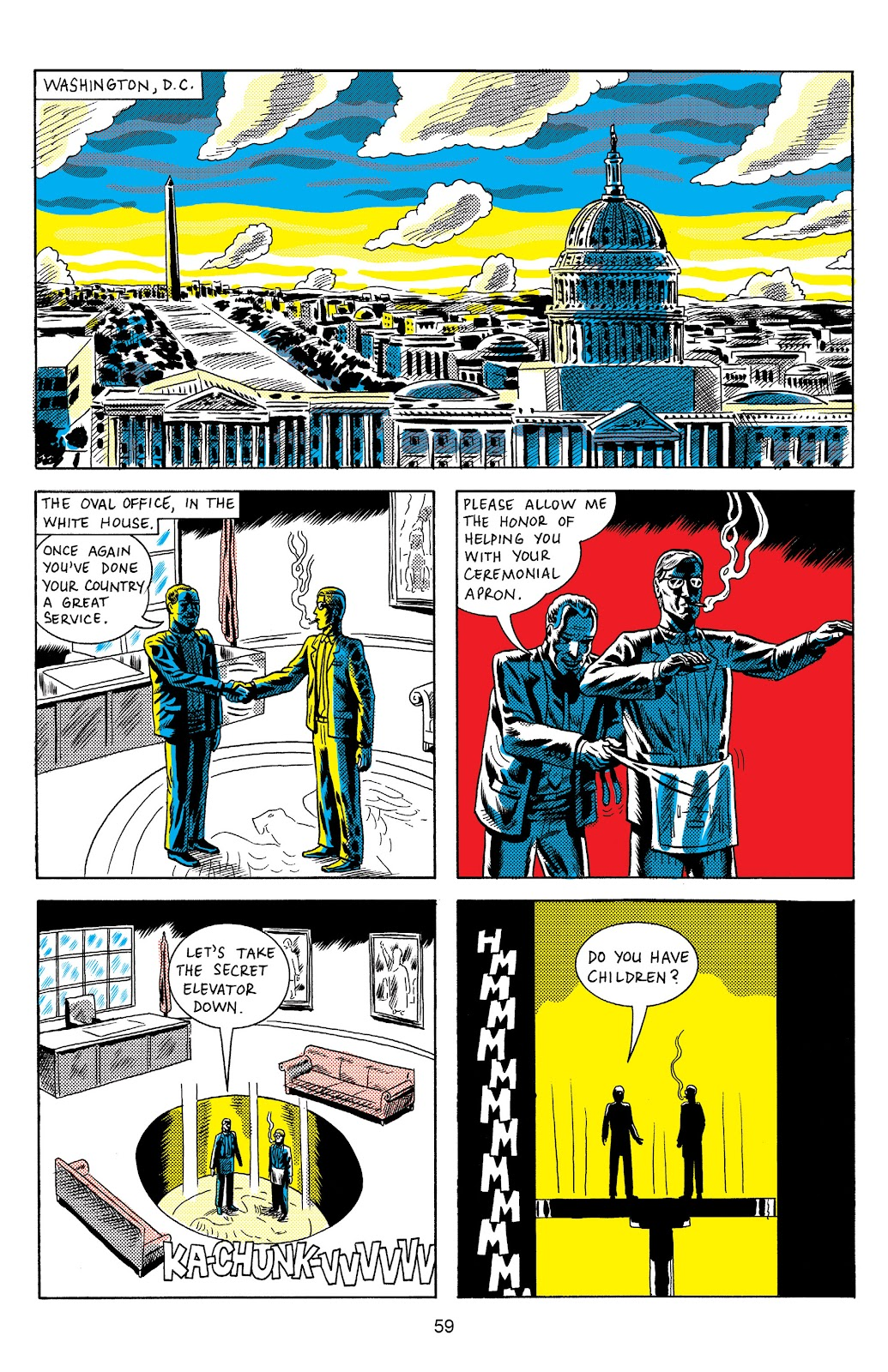 Read online Terror Assaulter: O.M.W.O.T (One Man War On Terror) comic -  Issue # TPB - 59