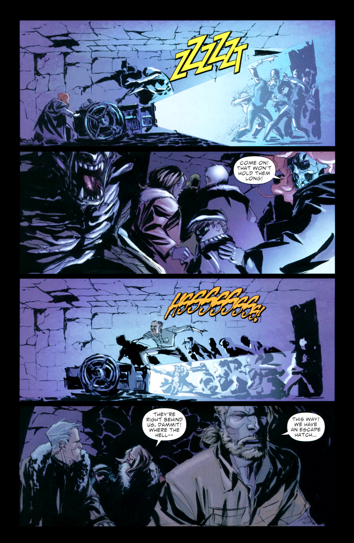 Read online American Vampire: Lord of Nightmares comic -  Issue #4 - 7