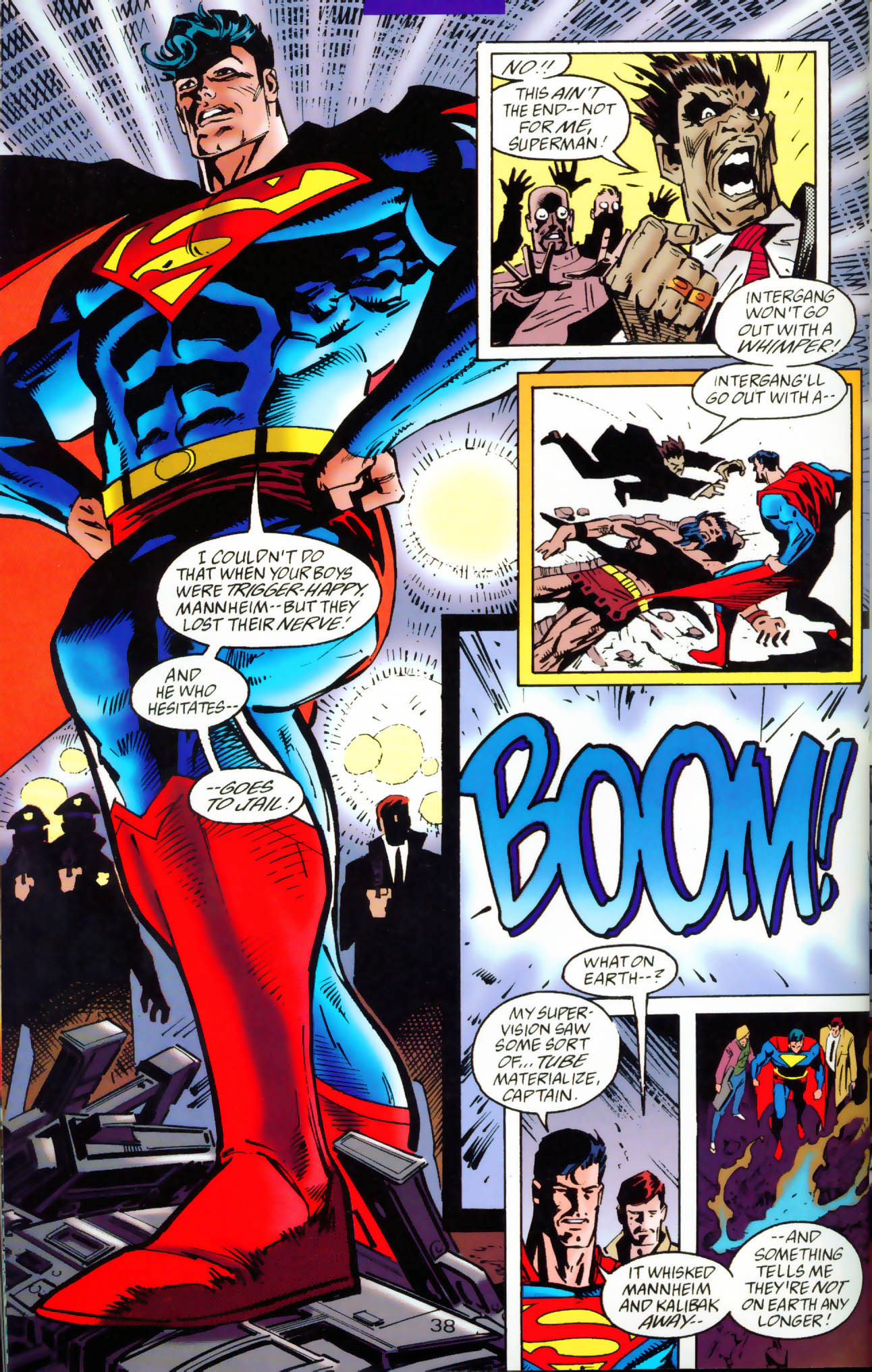 Read online Adventures of Superman (1987) comic -  Issue #Adventures of Superman (1987) _Annual 7 - 39