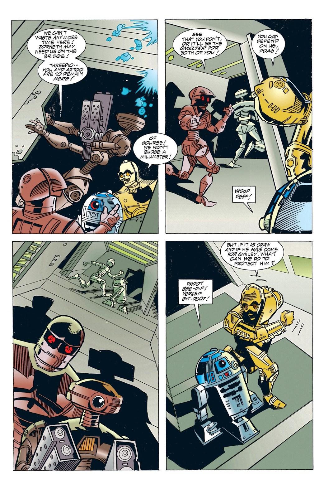 Read online Star Wars Legends Epic Collection: The Empire comic -  Issue # TPB 5 (Part 4) - 76