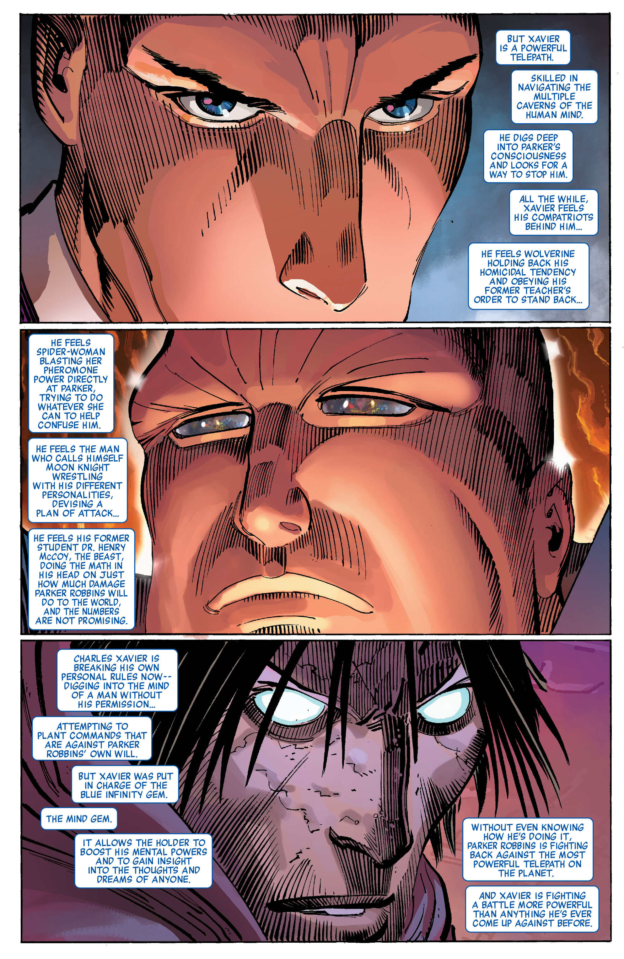 Read online Avengers (2010) comic -  Issue #11 - 20
