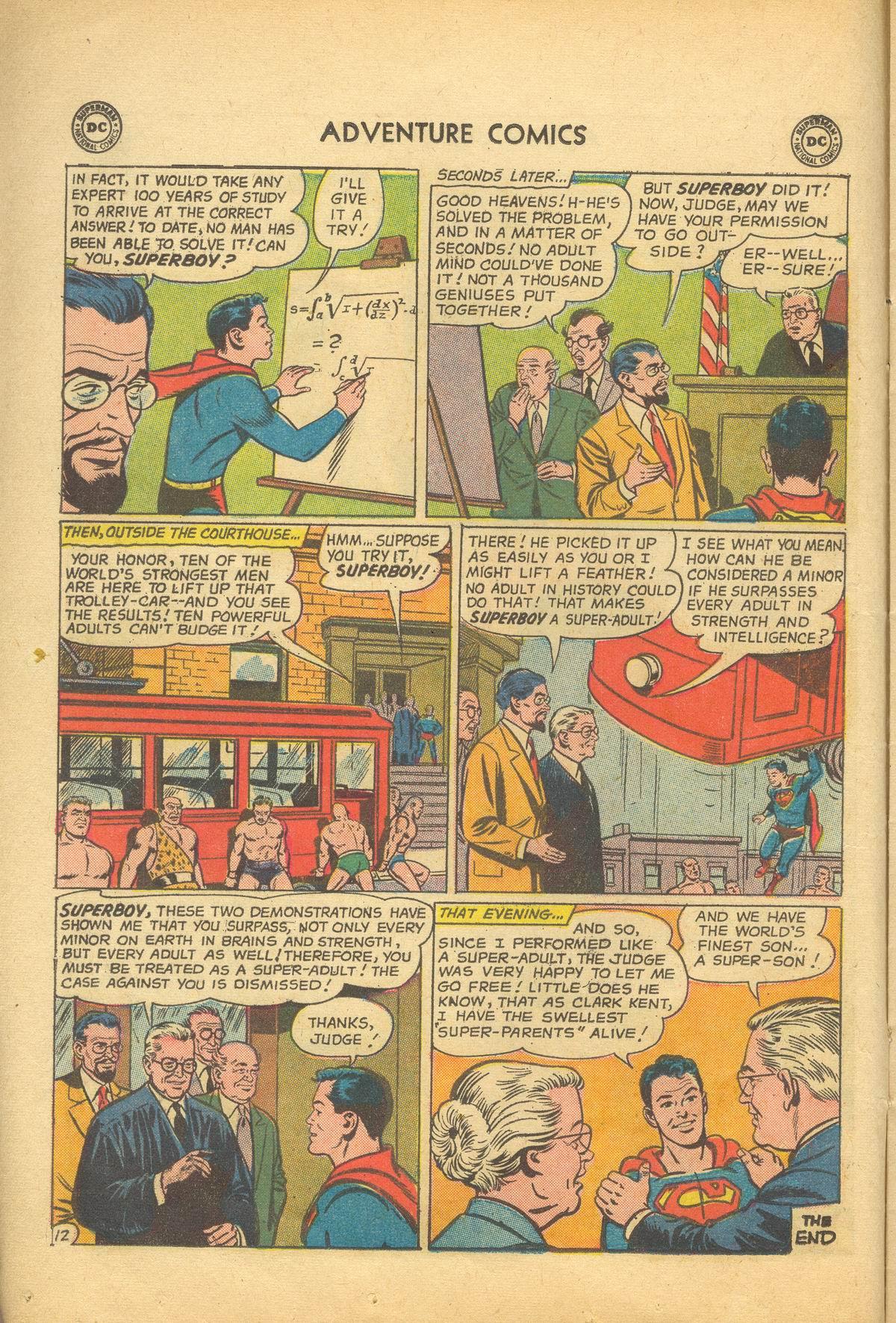 Read online Adventure Comics (1938) comic -  Issue #281 - 14