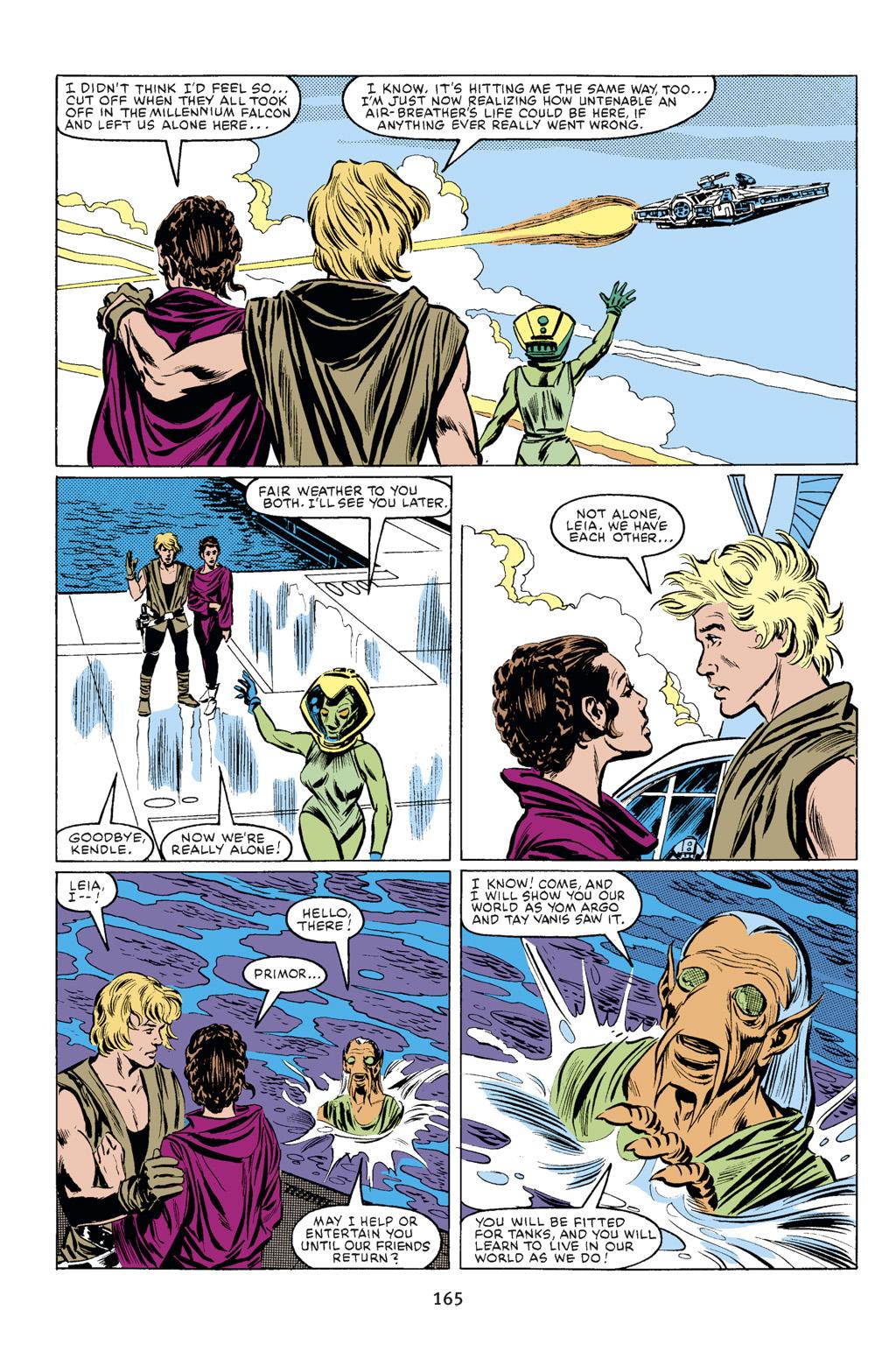 Read online Star Wars Omnibus comic -  Issue # Vol. 18 - 154