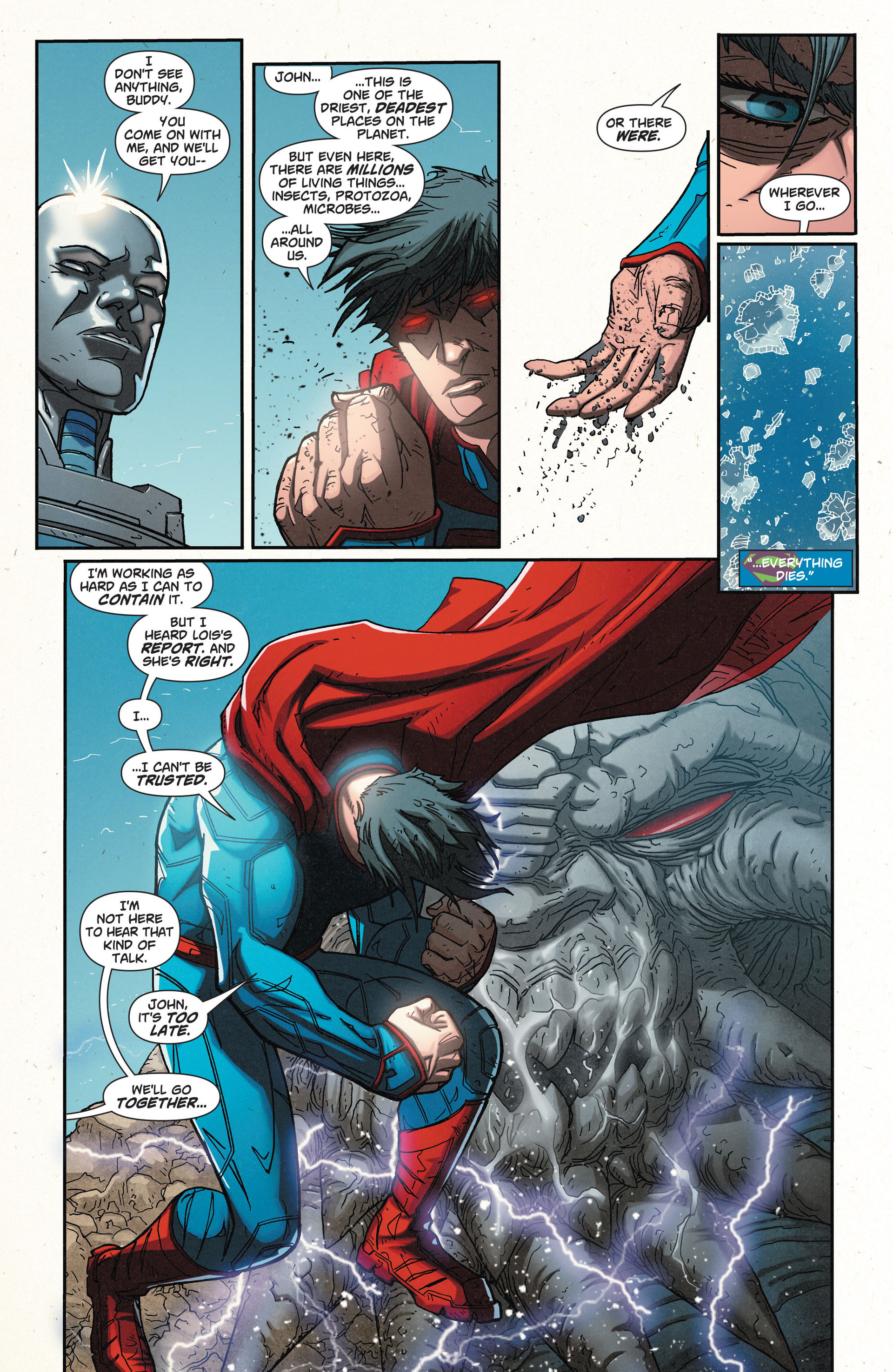 Read online Action Comics (2011) comic -  Issue #32 - 11