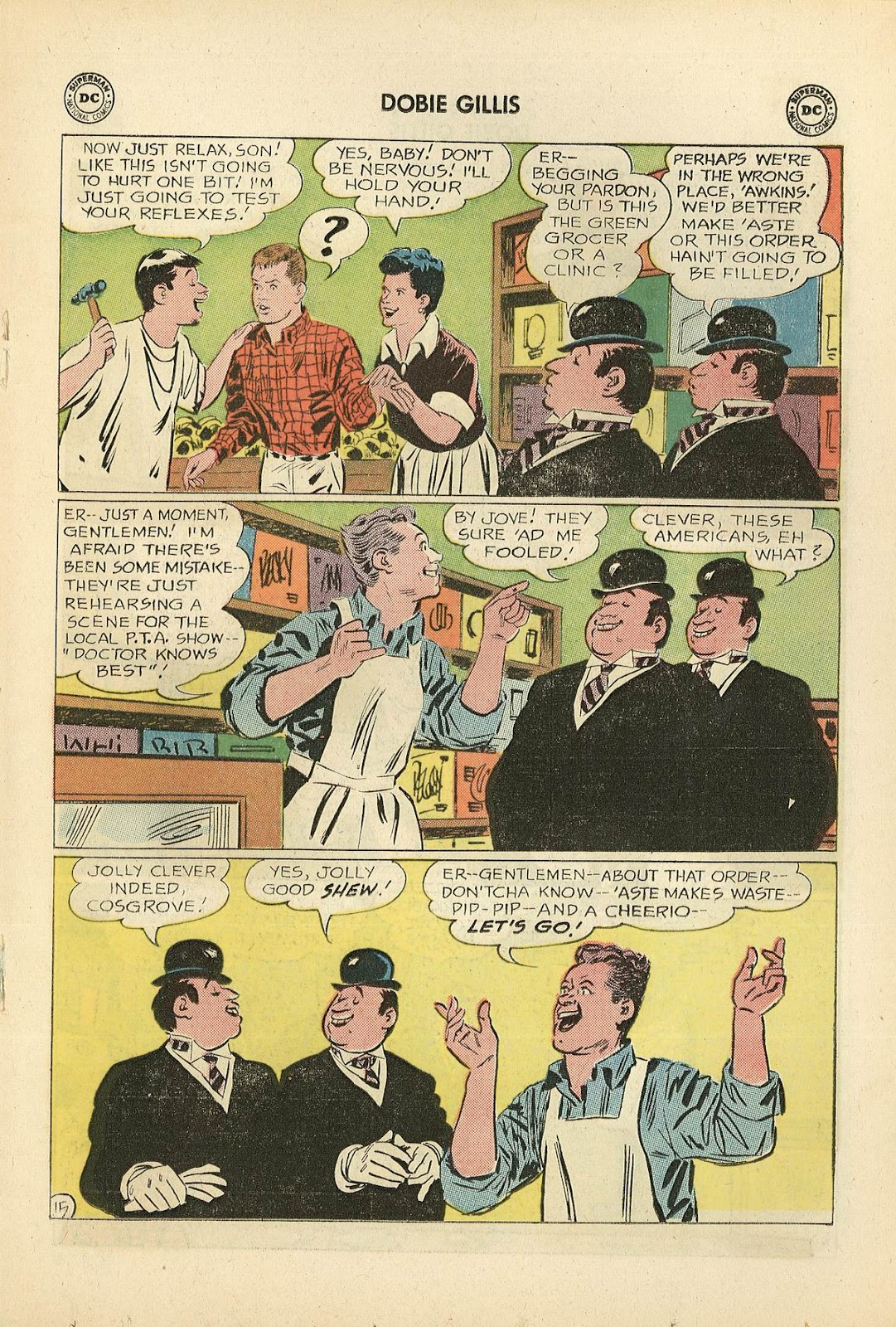 Many Loves of Dobie Gillis issue 22 - Page 19