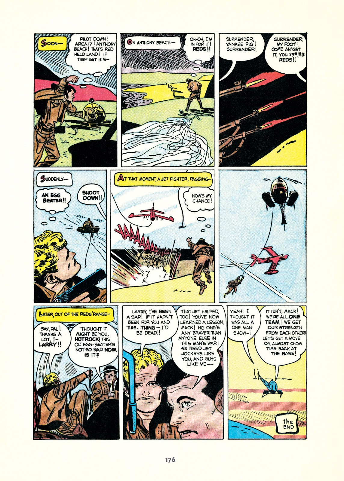 Read online Setting the Standard: Comics by Alex Toth 1952-1954 comic -  Issue # TPB (Part 2) - 77