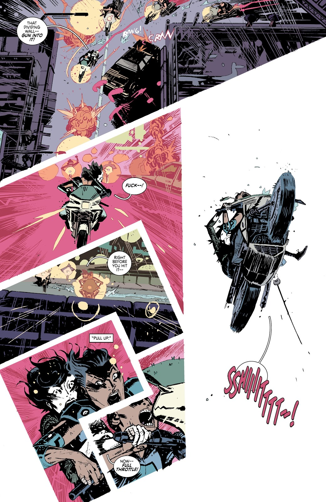 Read online Deadly Class comic -  Issue #37 - 19