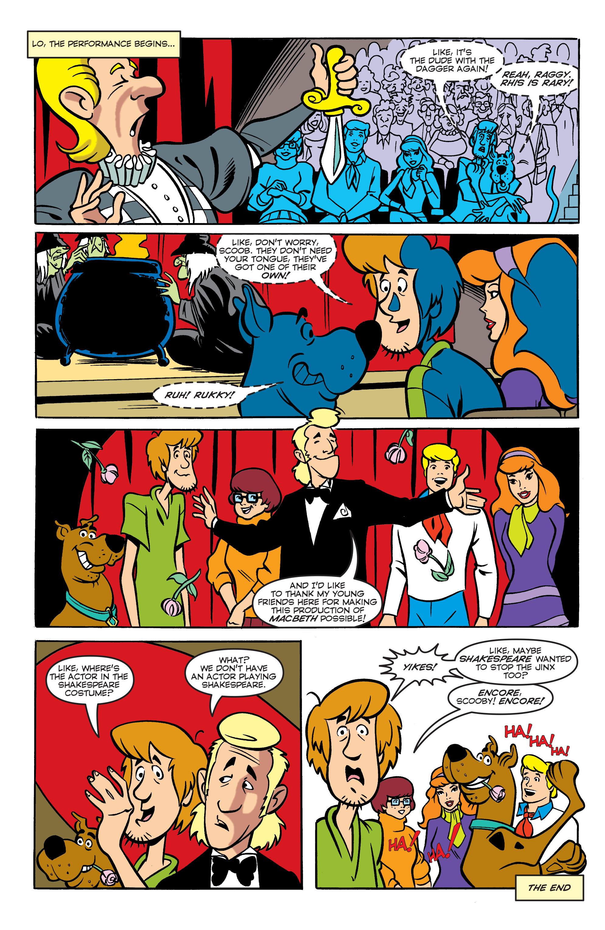 Read online Scooby-Doo: Where Are You? comic -  Issue #55 - 23