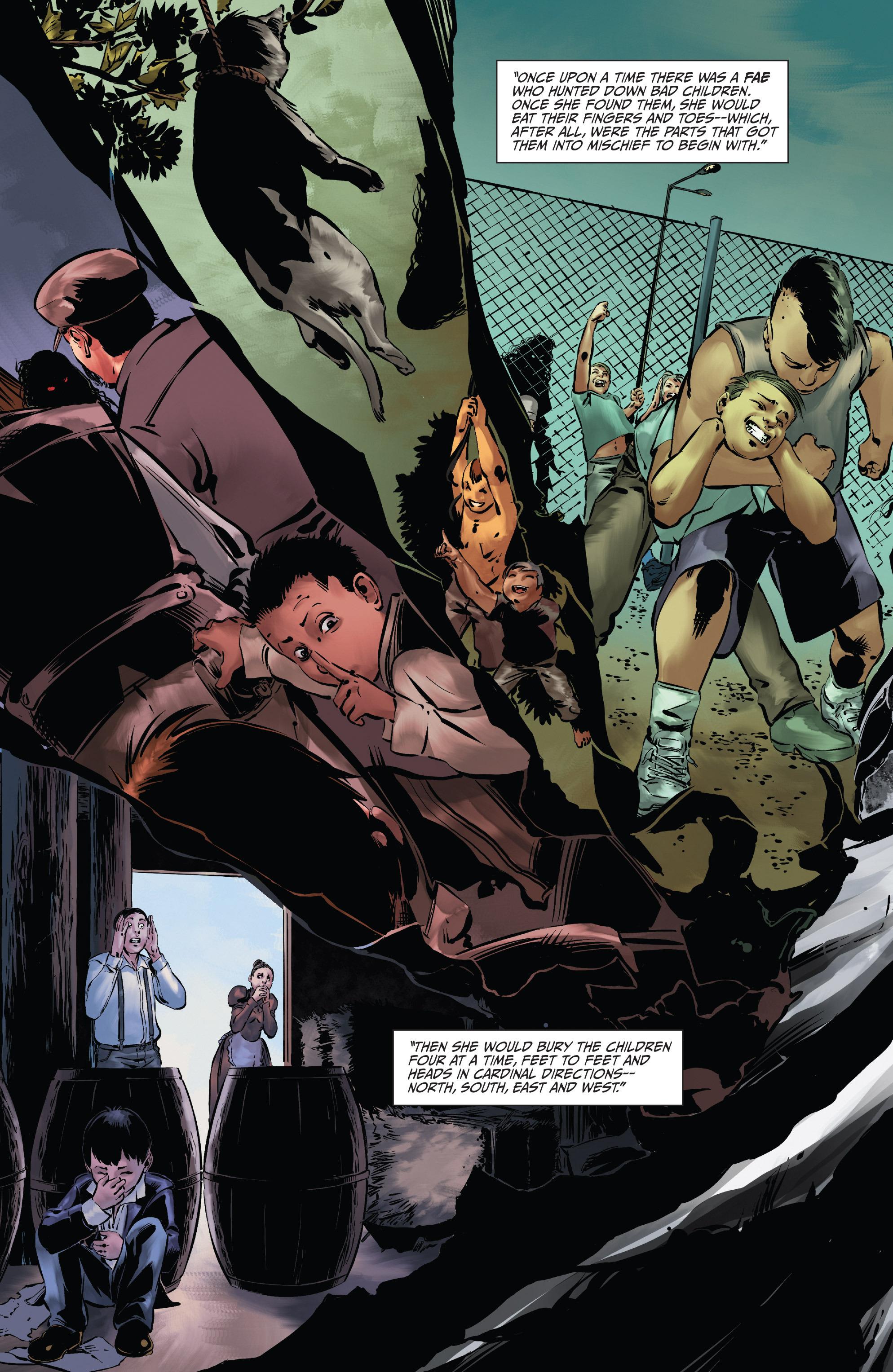 Read online Mercy Thompson comic -  Issue #3 - 18