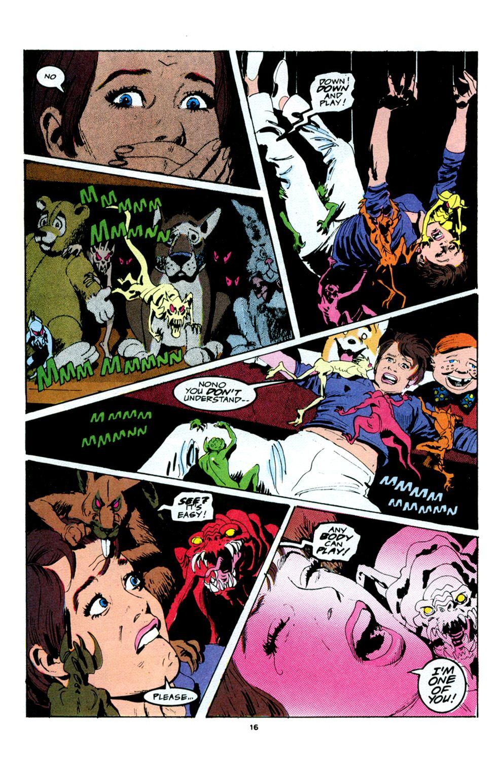 Read online Powerline comic -  Issue #5 - 18