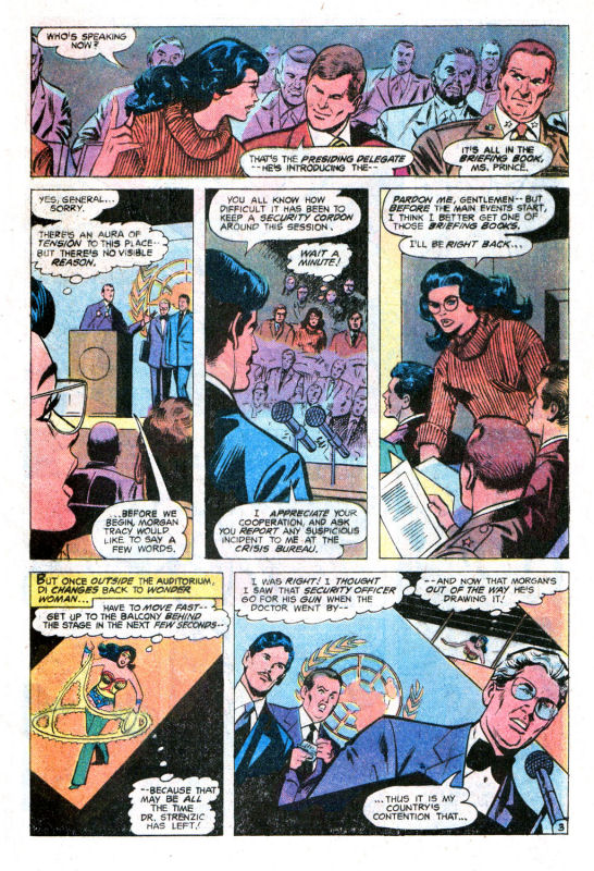 Read online Wonder Woman (1942) comic -  Issue #255 - 5