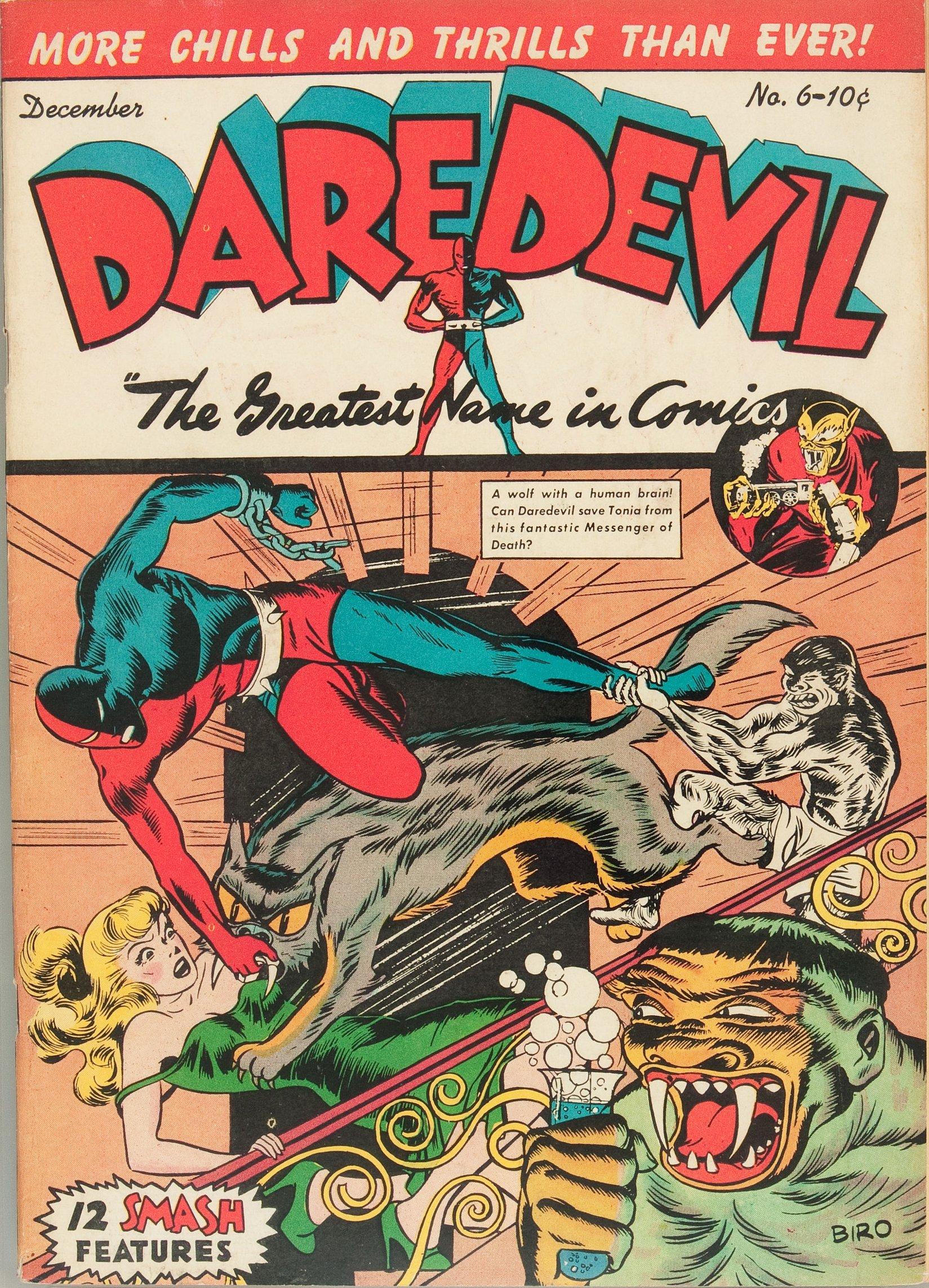 Daredevil (1941) 6 Page 1