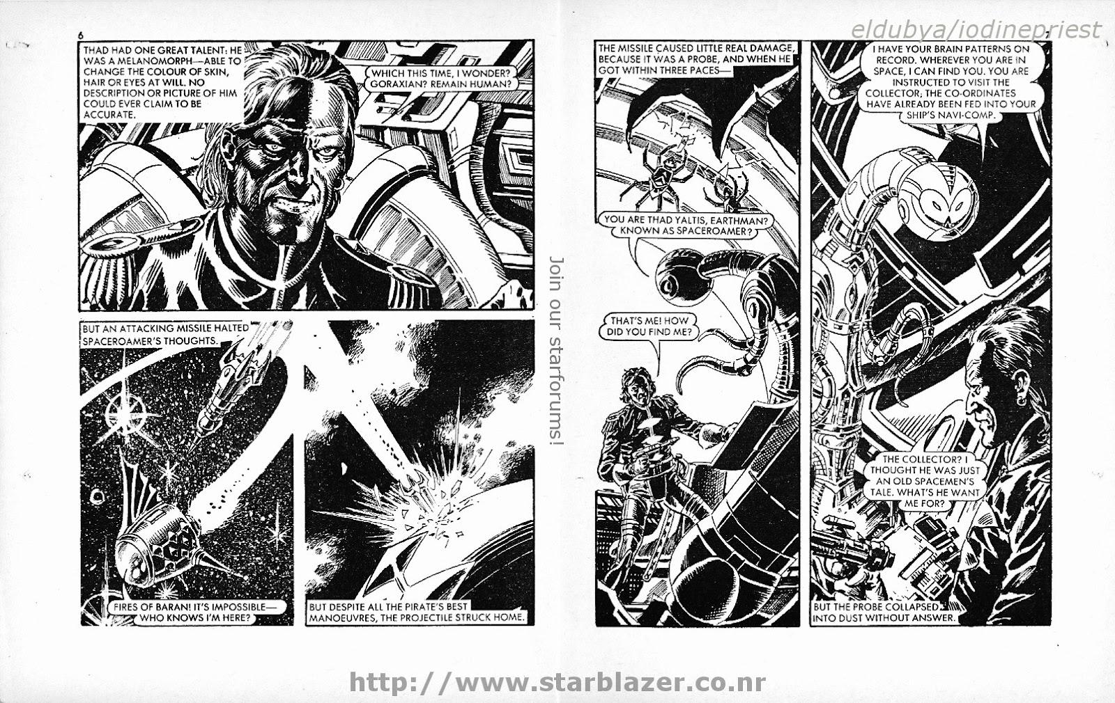 Starblazer issue 141 - Page 5