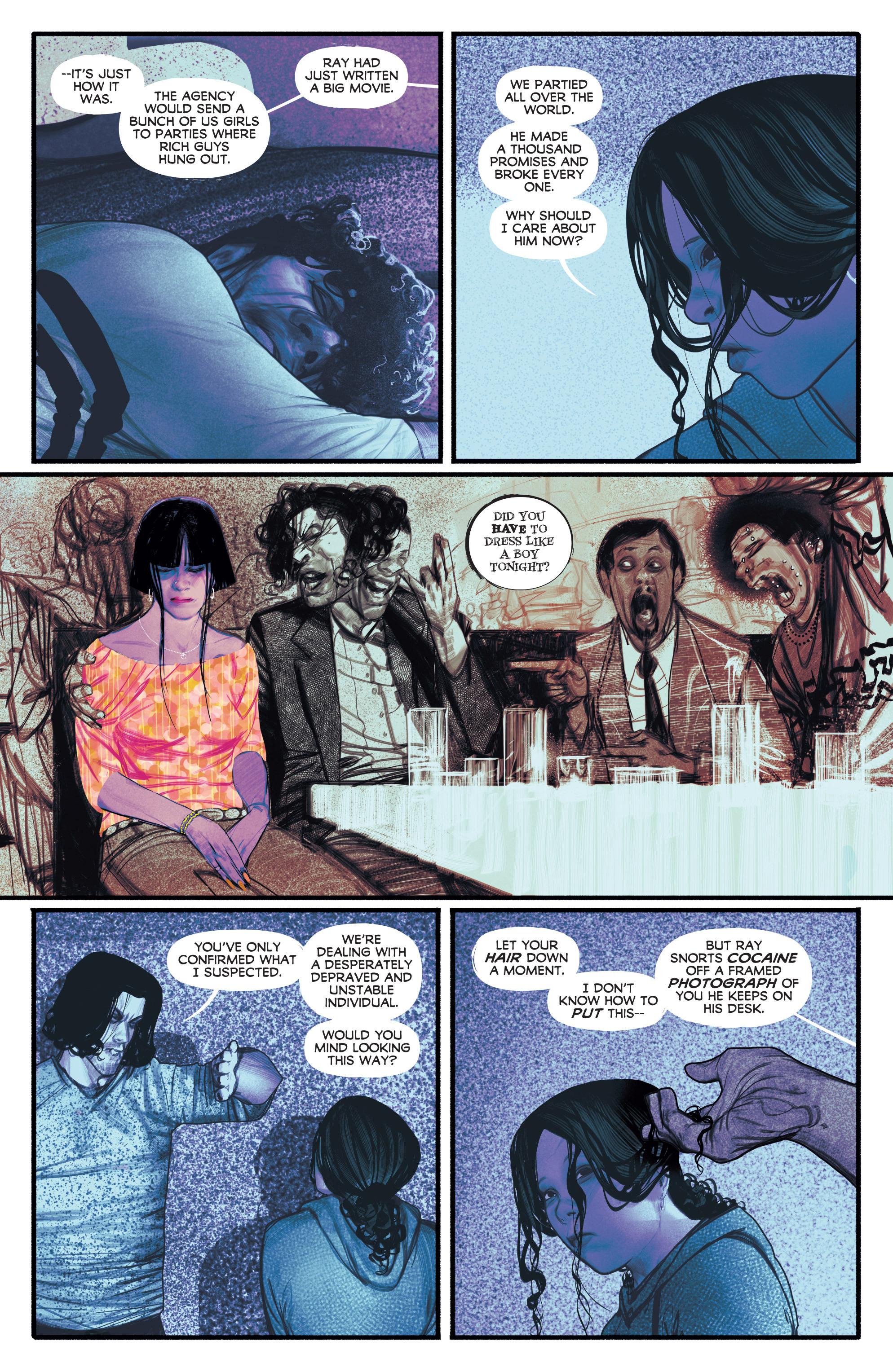 Read online Annihilator comic -  Issue #4 - 24