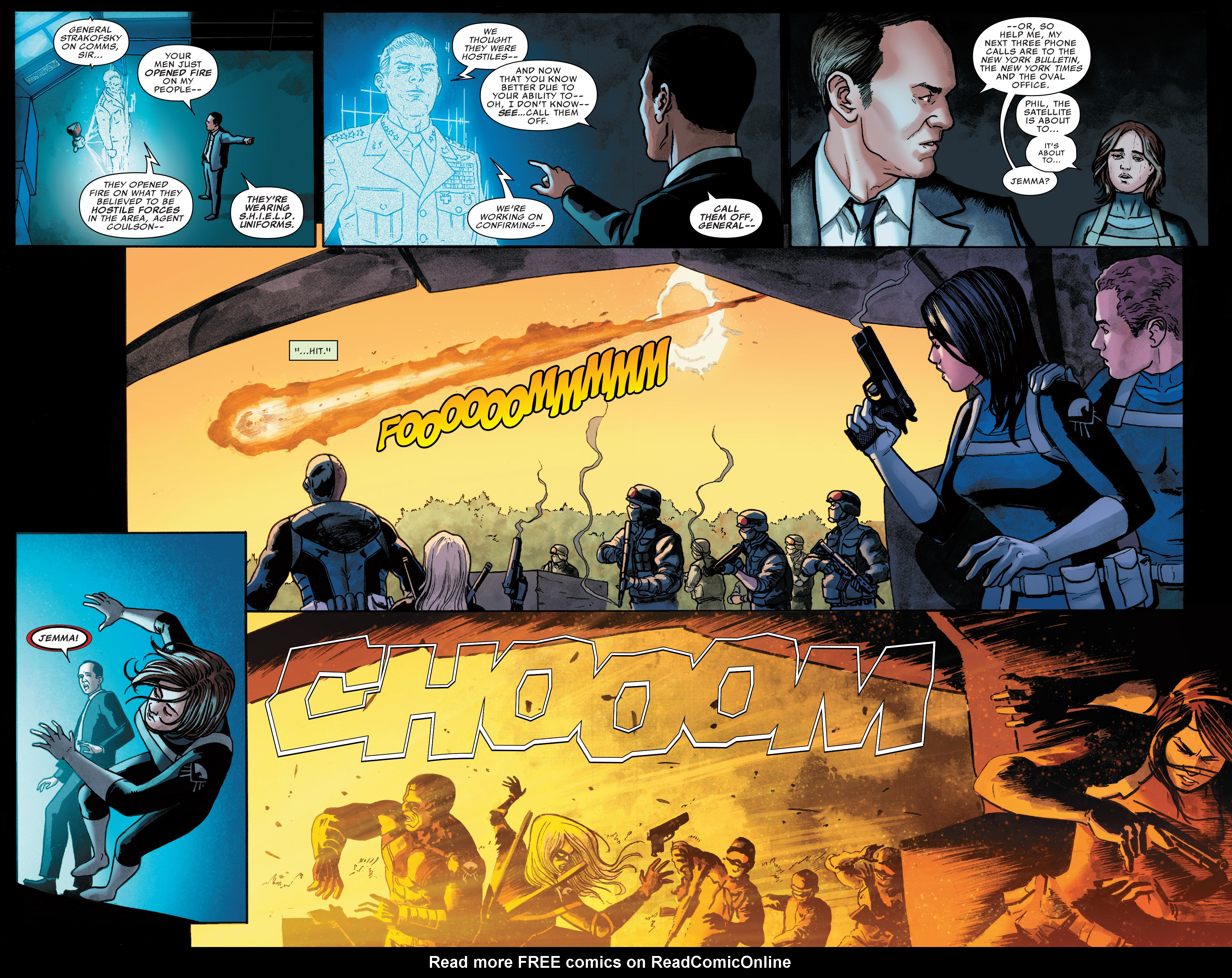 Read online Agents of S.H.I.E.L.D. comic -  Issue #7 - 4