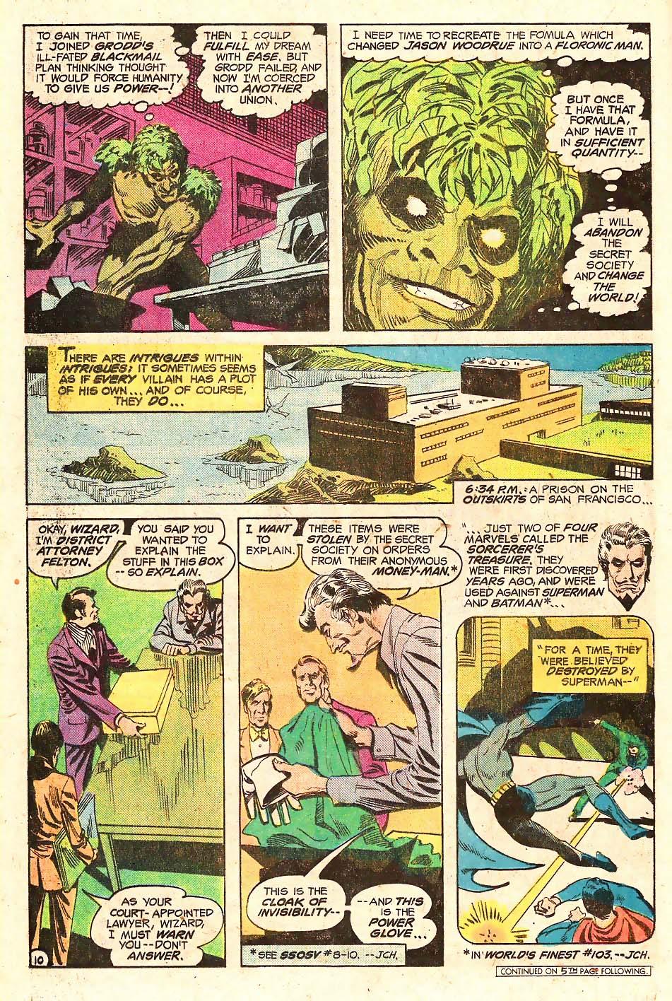 Read online Secret Society of Super-Villains comic -  Issue #11 - 11