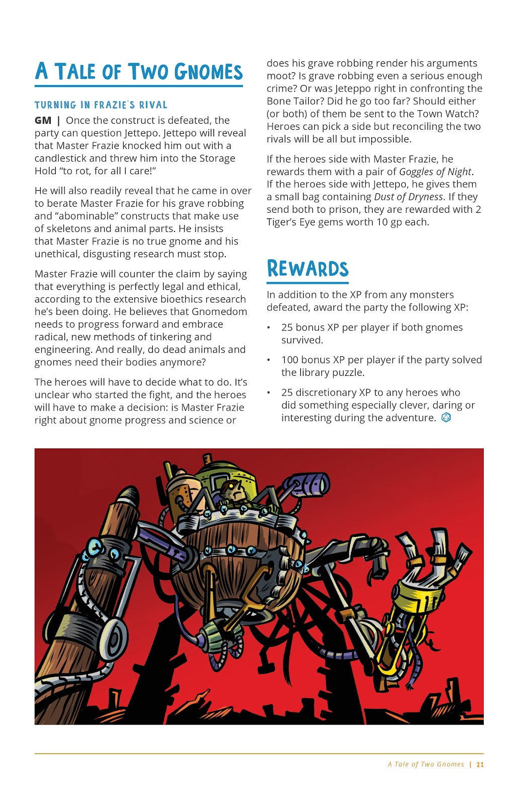 Read online Rolled & Told comic -  Issue #9 - 19