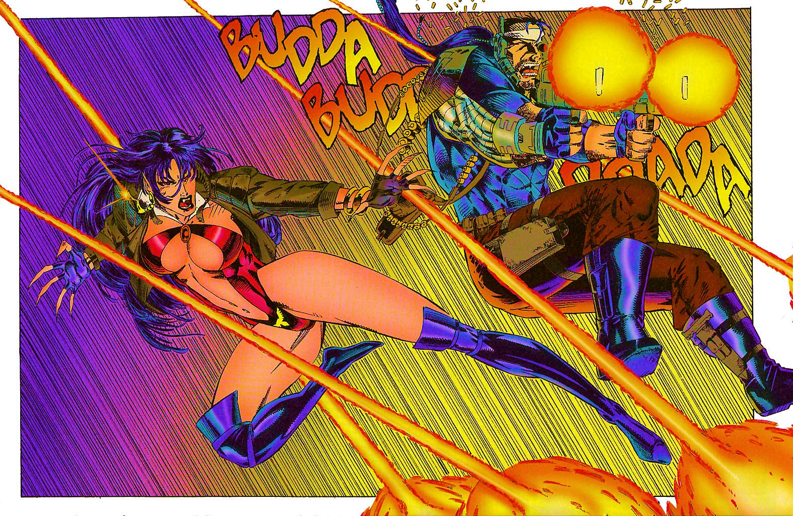 Read online Chains of Chaos comic -  Issue #1 - 10