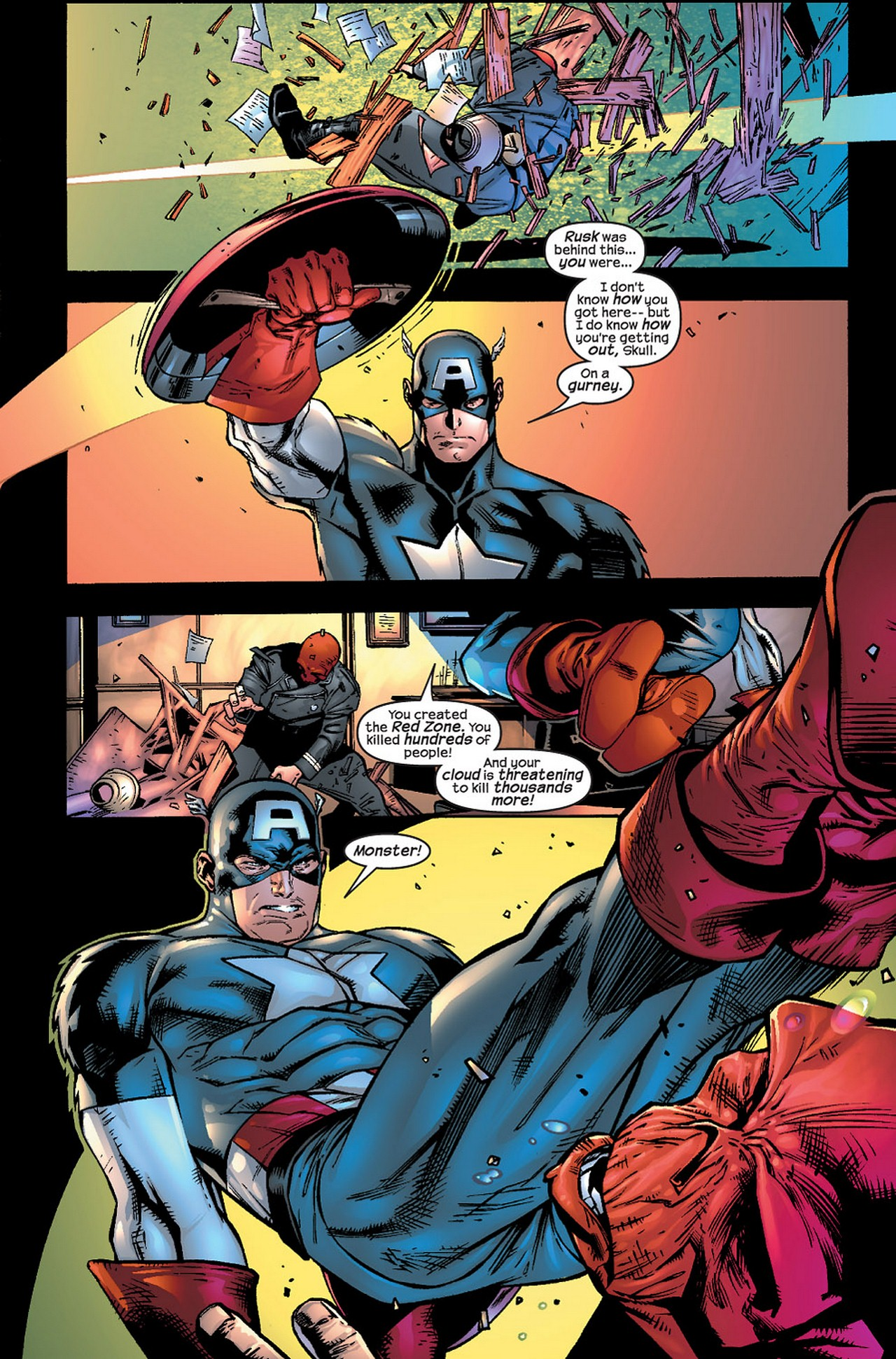 Read online Avengers (1998) comic -  Issue #69 - 15