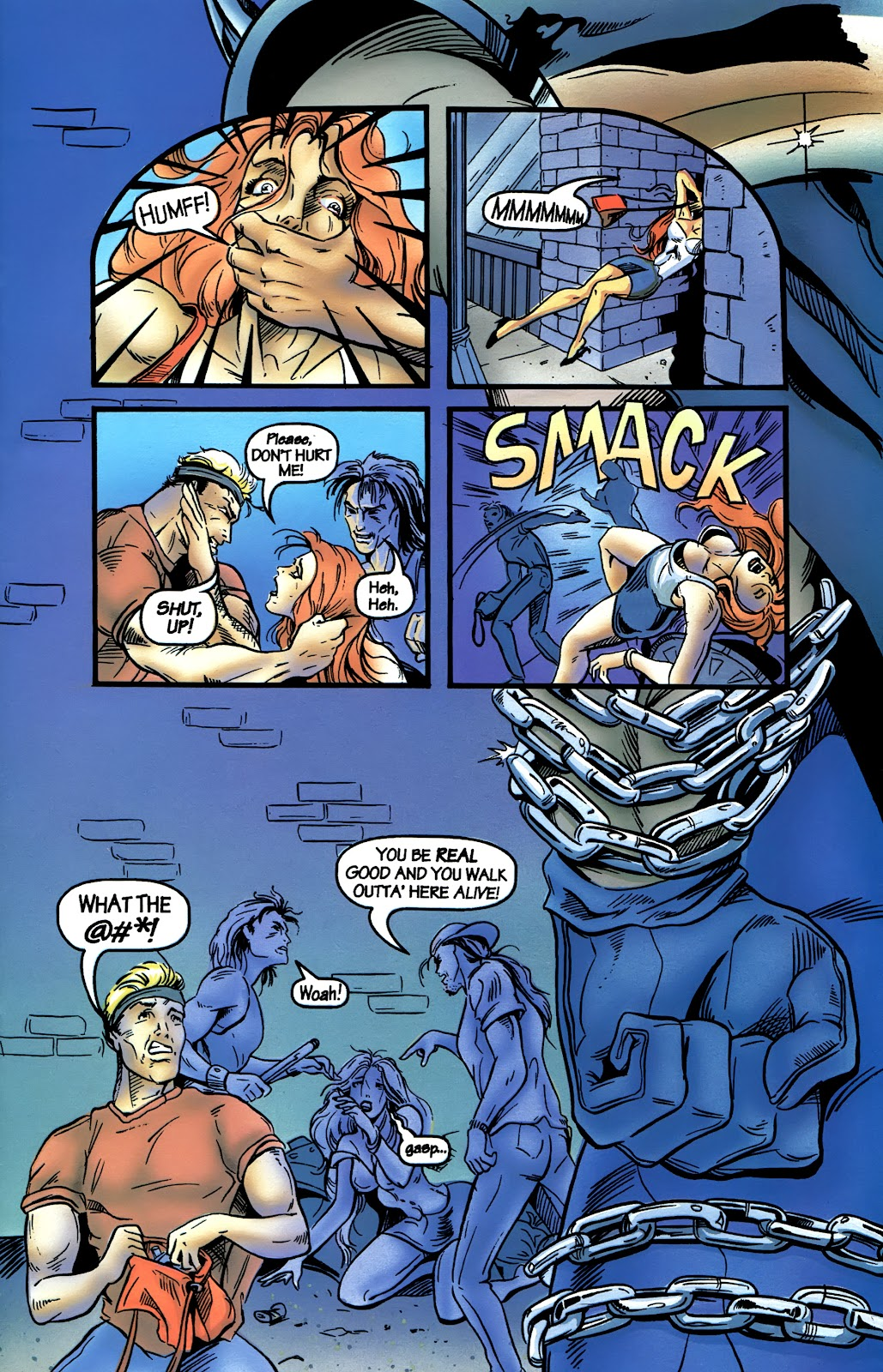 Read online Perg comic -  Issue #5 - 5