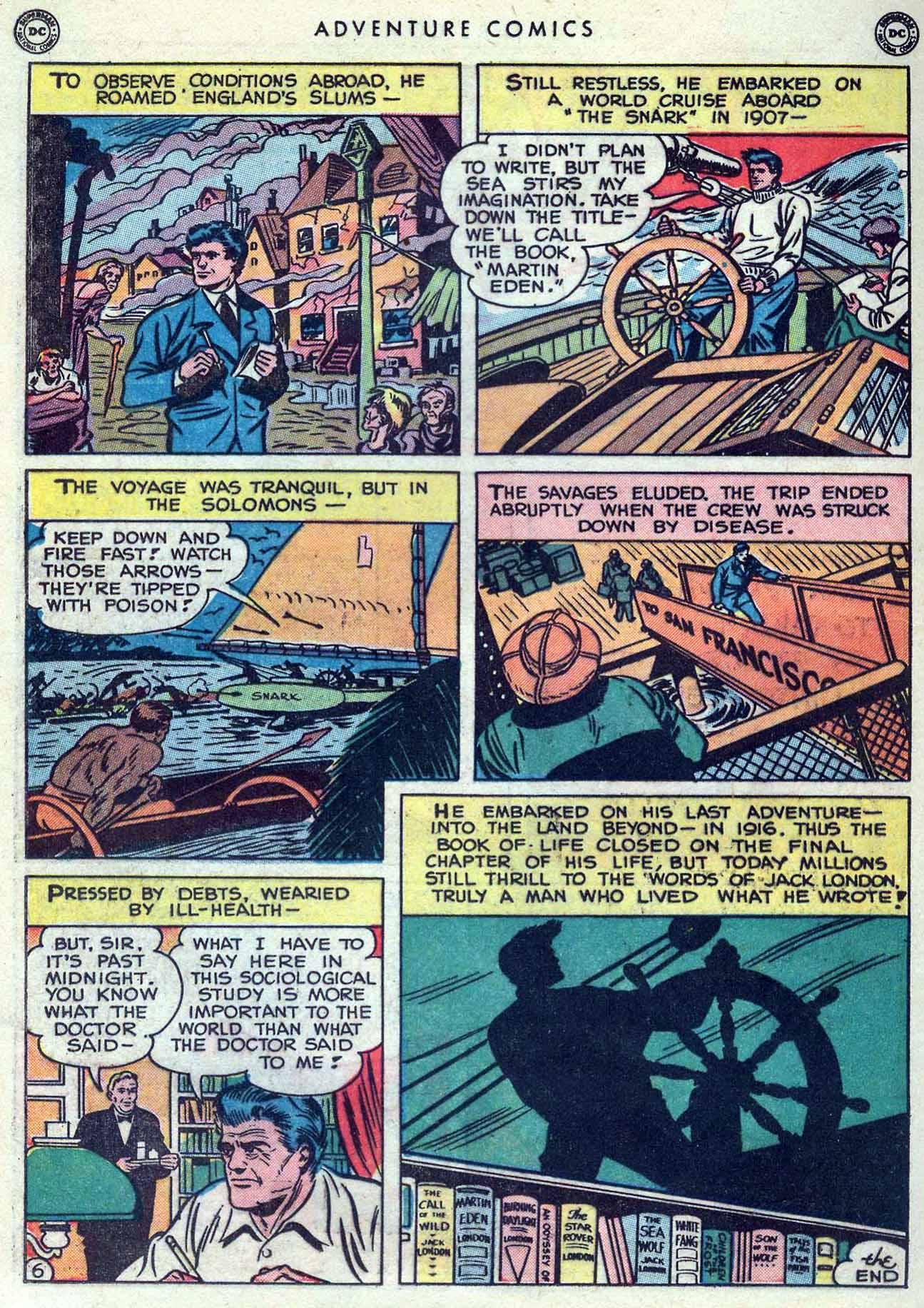 Read online Adventure Comics (1938) comic -  Issue #149 - 28