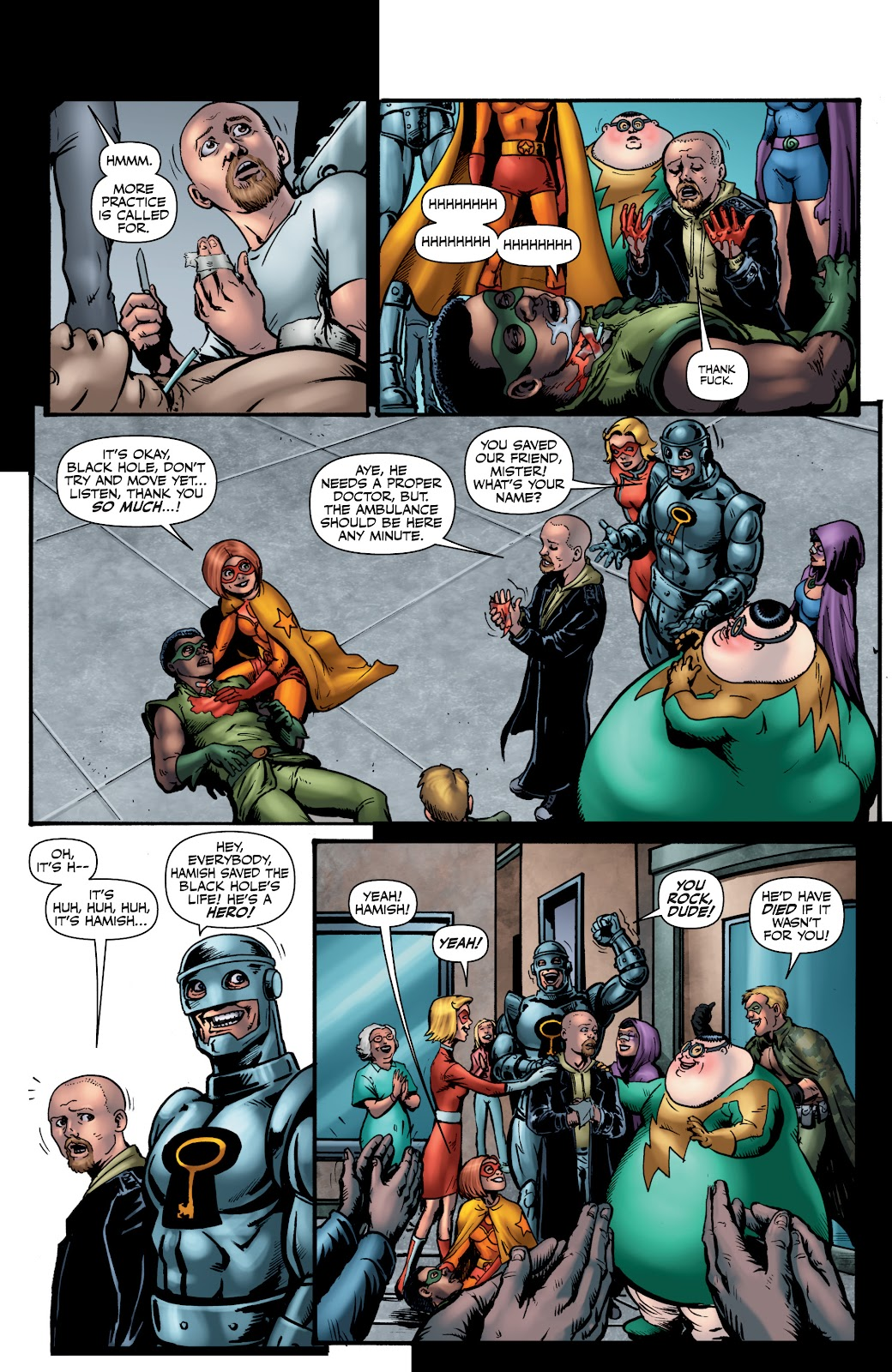 Read online The Boys Omnibus comic -  Issue # TPB 4 (Part 1) - 74