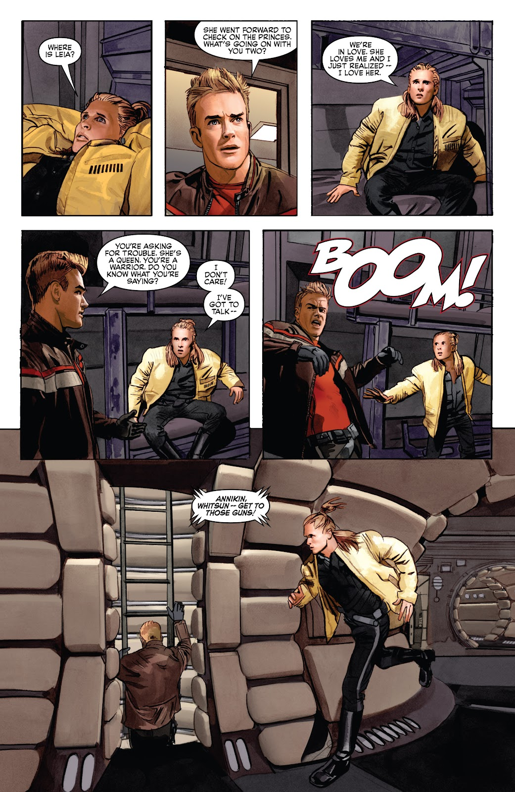 Read online Star Wars Legends: Infinities - Epic Collection comic -  Issue # TPB (Part 5) - 14