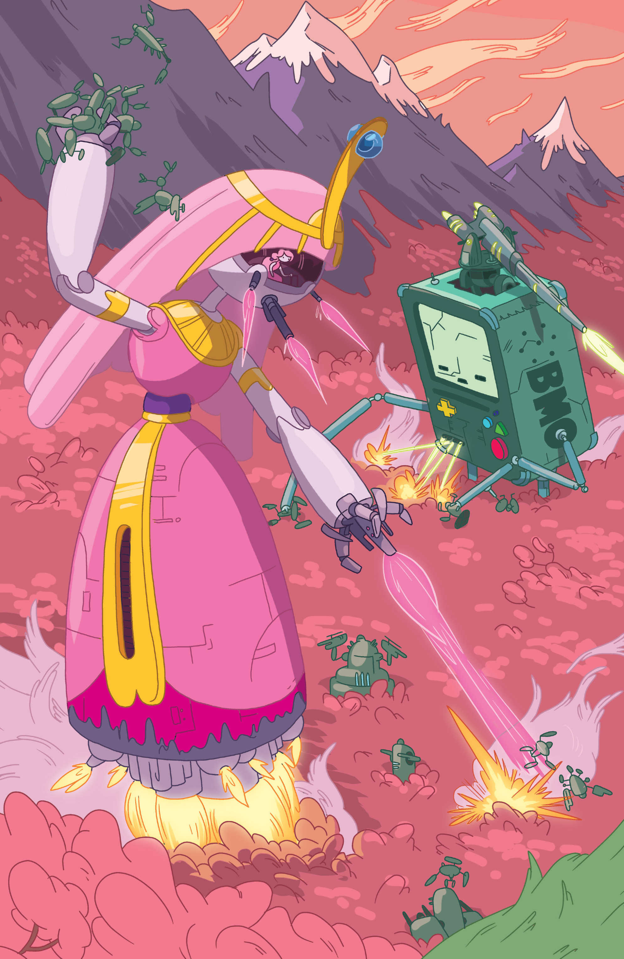 Read online Adventure Time comic -  Issue #Adventure Time _TPB 2 - 75
