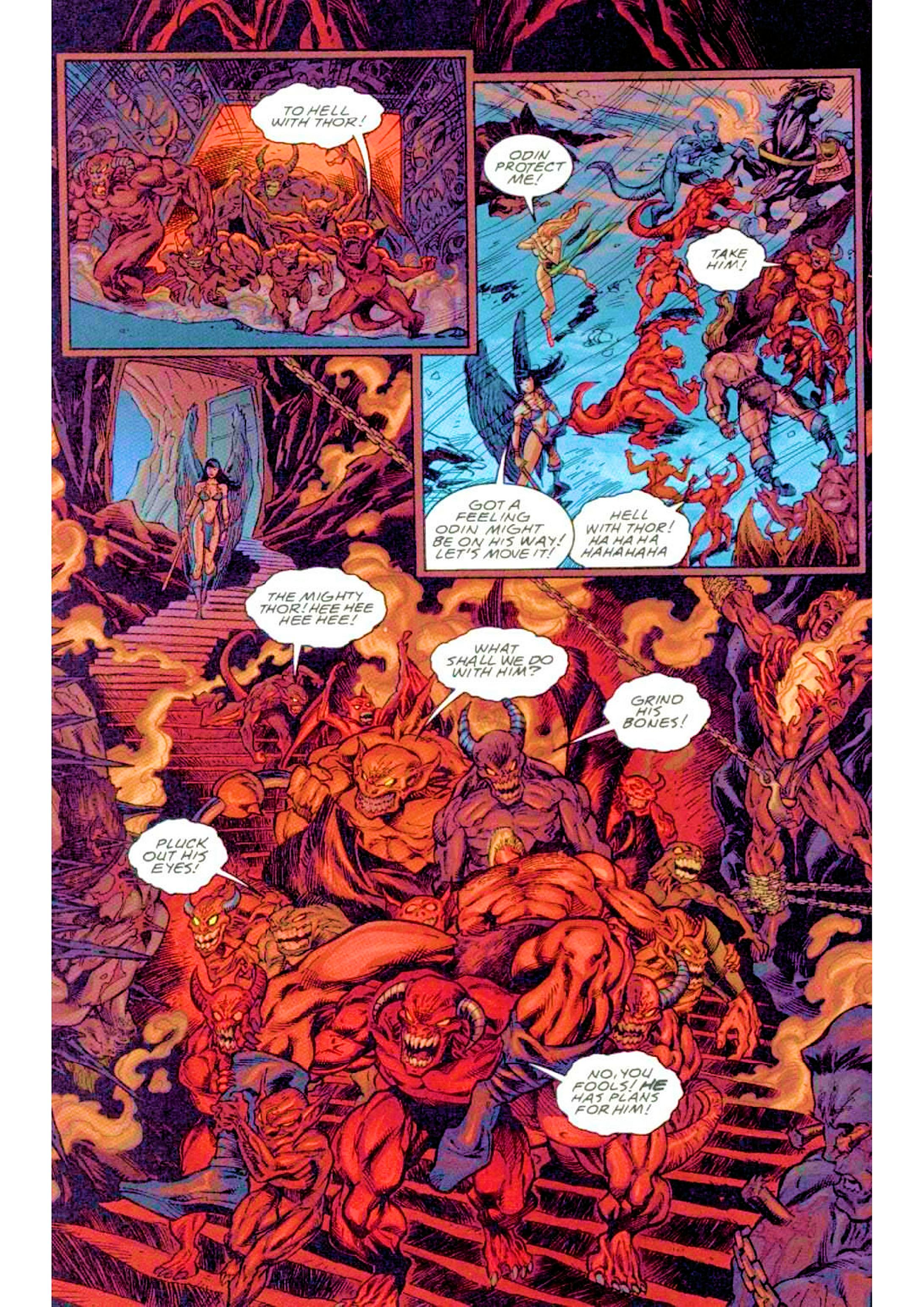 Read online Xena: Warrior Princess (1999) comic -  Issue #3 - 18