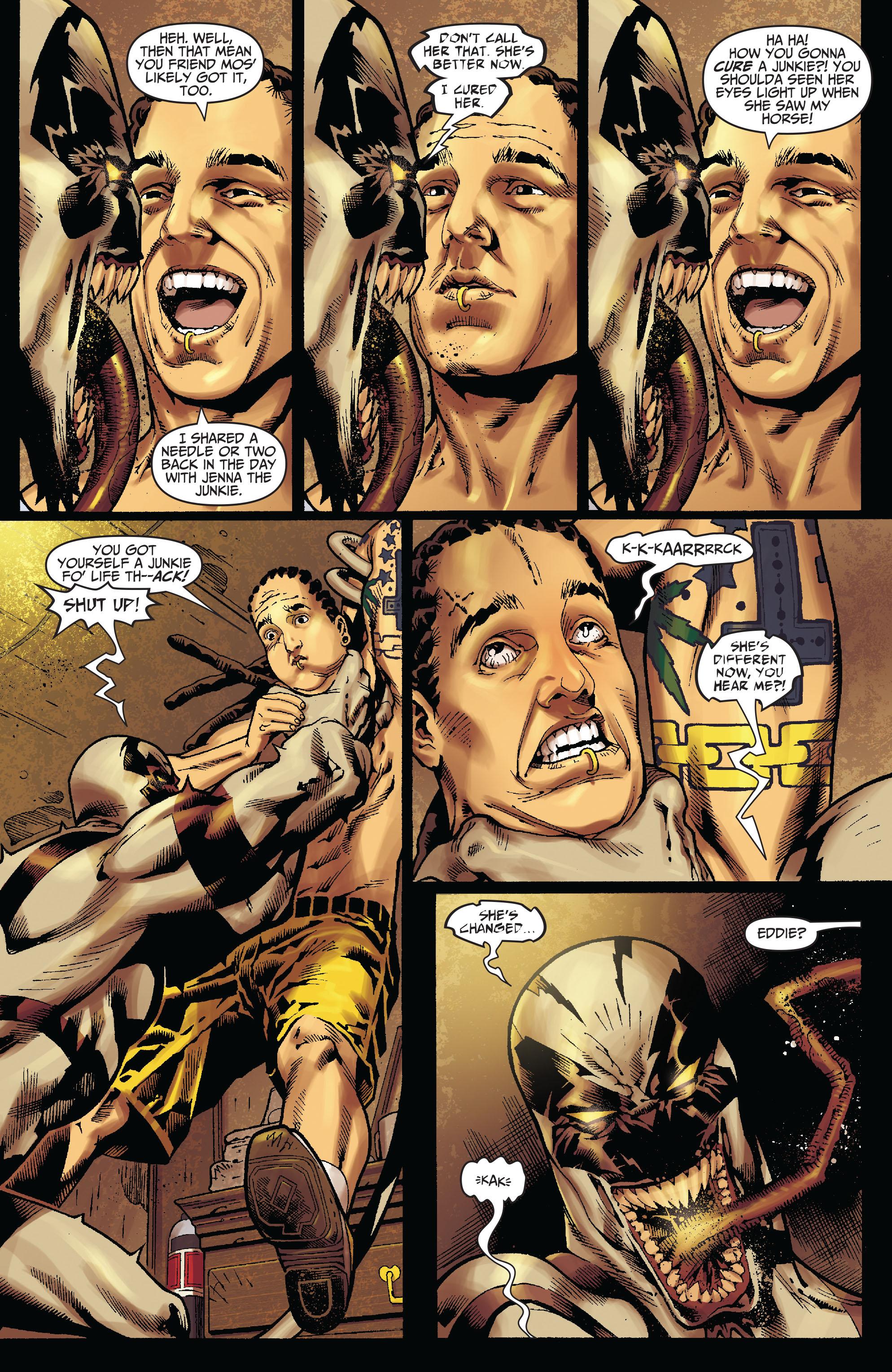 Read online Amazing Spider-Man Presents: Anti-Venom - New Ways To Live comic -  Issue #1 - 11