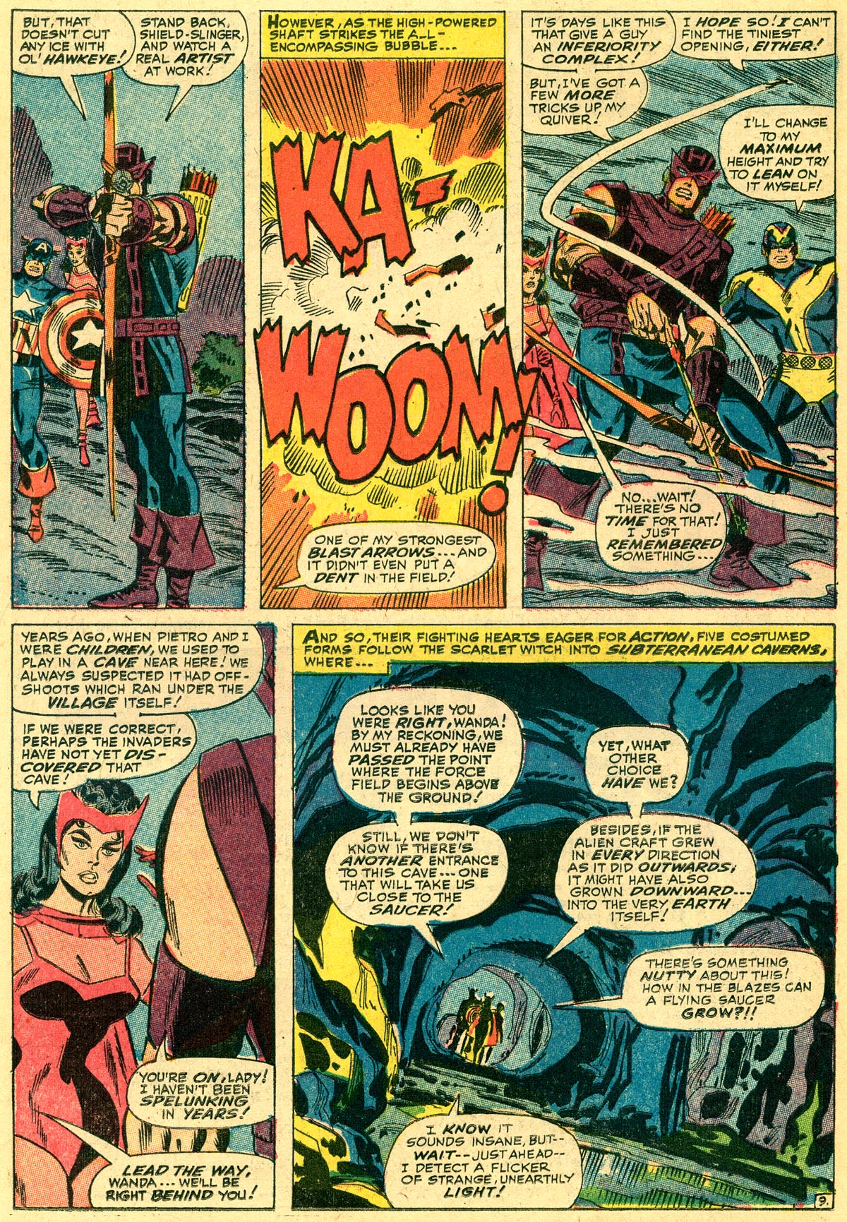The Avengers (1963) 36 Page 13