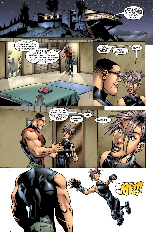 Read online Wonder Man (2007) comic -  Issue #2 - 4