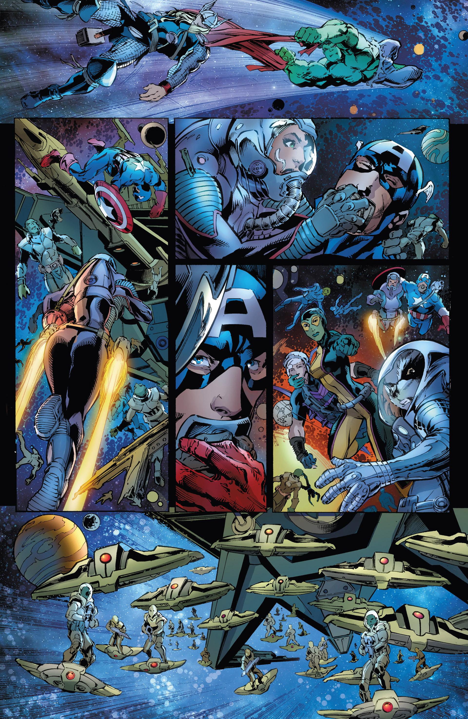 Avengers Assemble (2012) 7 Page 6