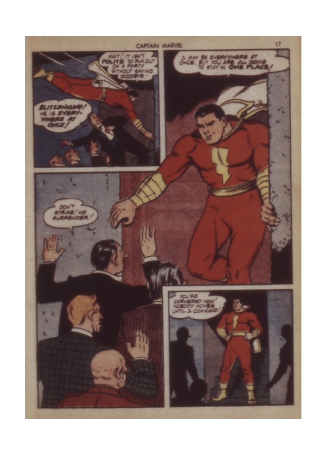 Captain Marvel Adventures issue 12 - Page 17