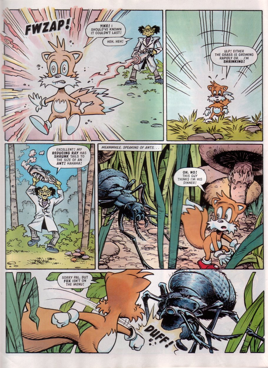 Read online Sonic the Comic comic -  Issue #88 - 21