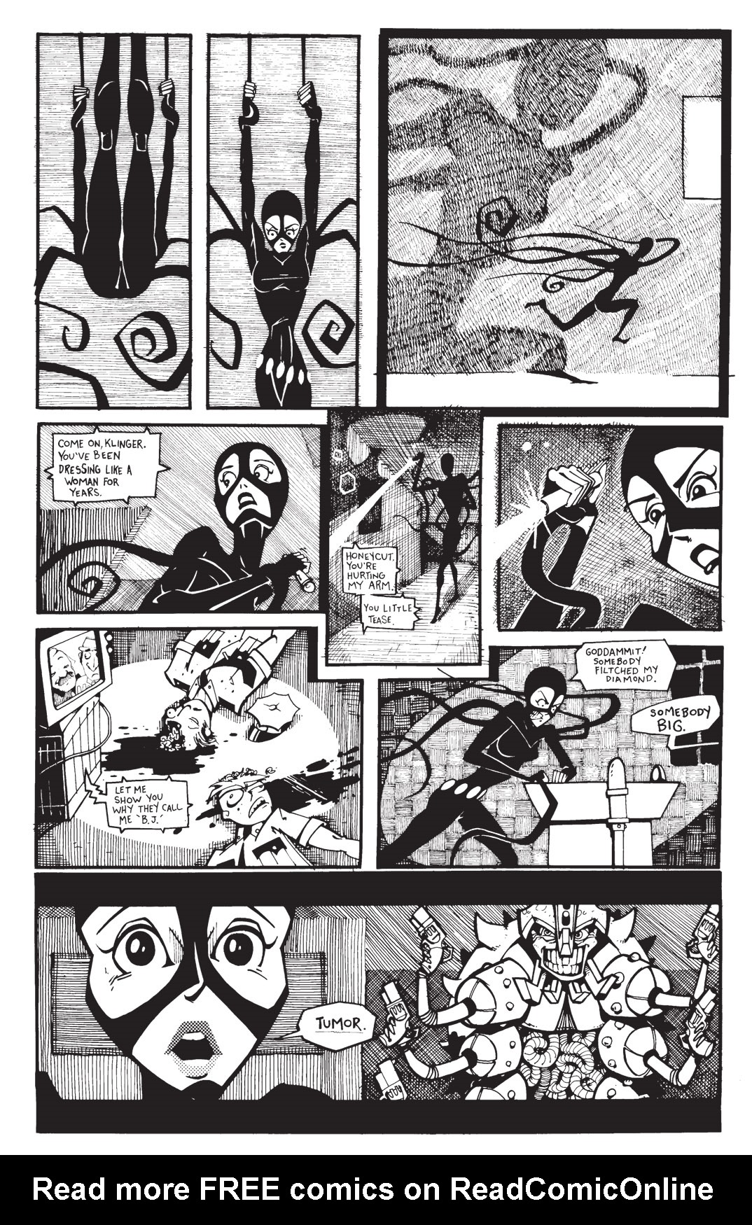 Read online Scud: The Disposable Assassin: The Whole Shebang comic -  Issue # TPB (Part 3) - 134
