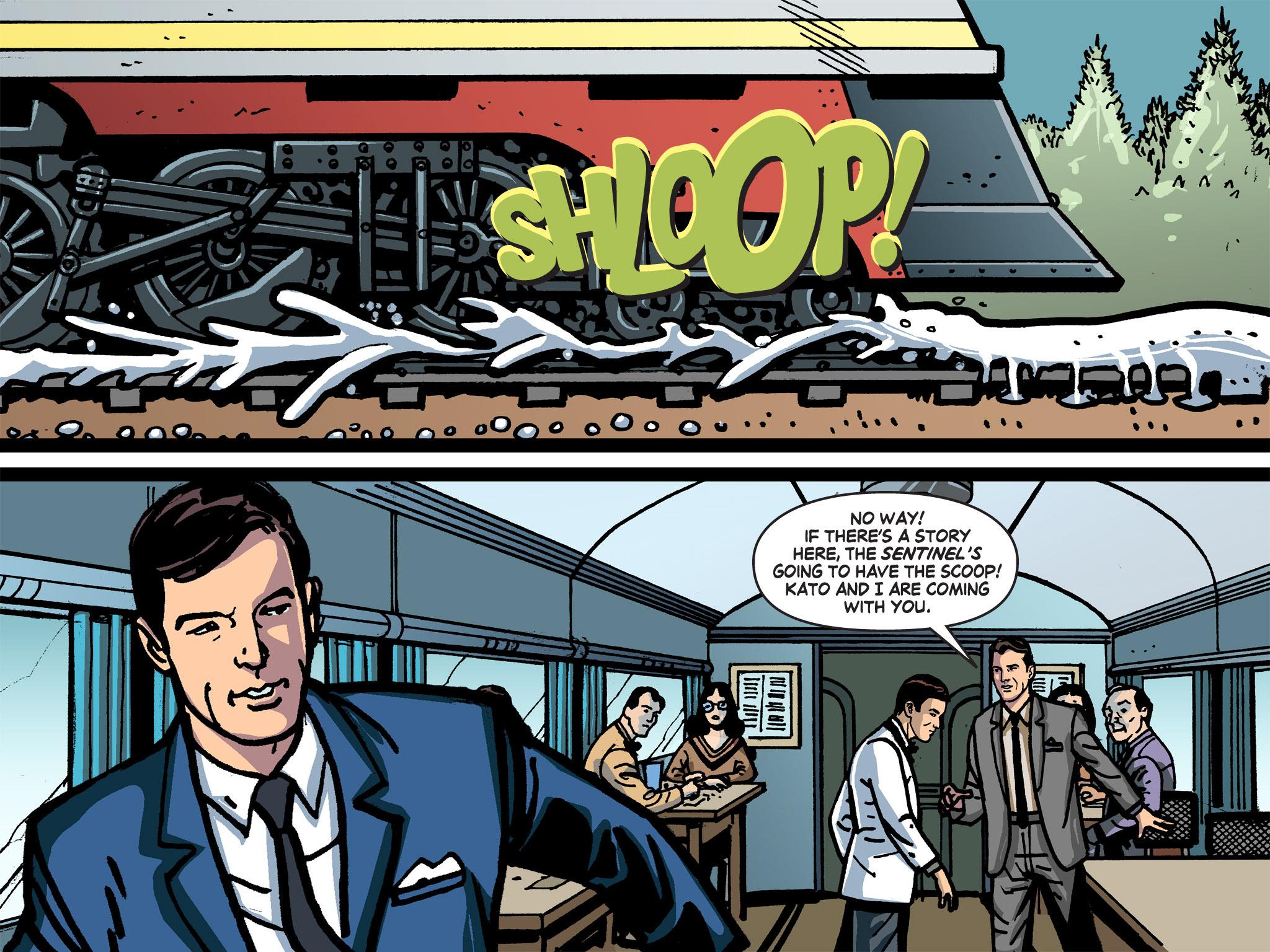 Read online Batman '66 Meets the Green Hornet [II] comic -  Issue #1 - 68