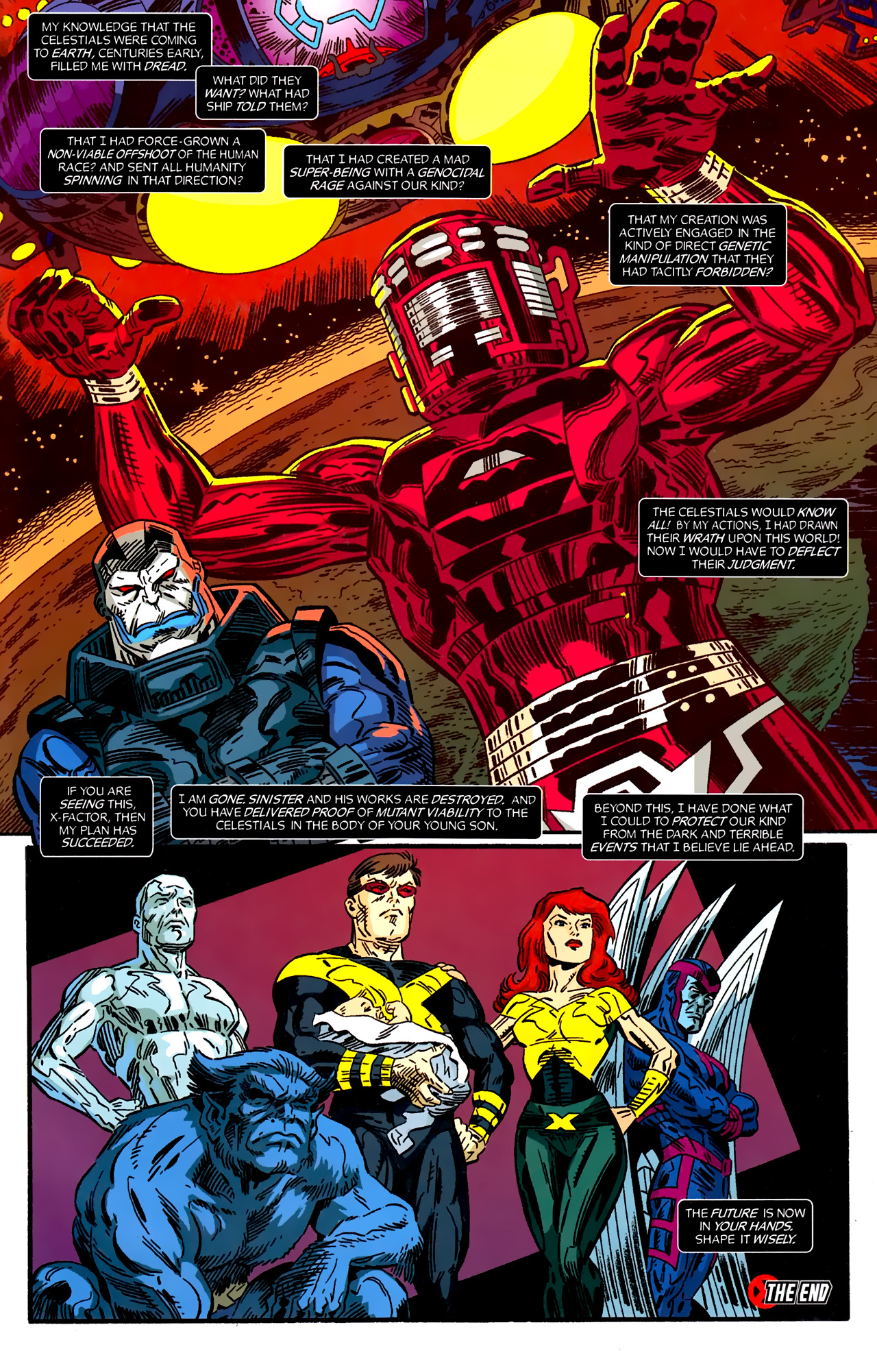 Read online X-Factor Forever comic -  Issue #5 - 24