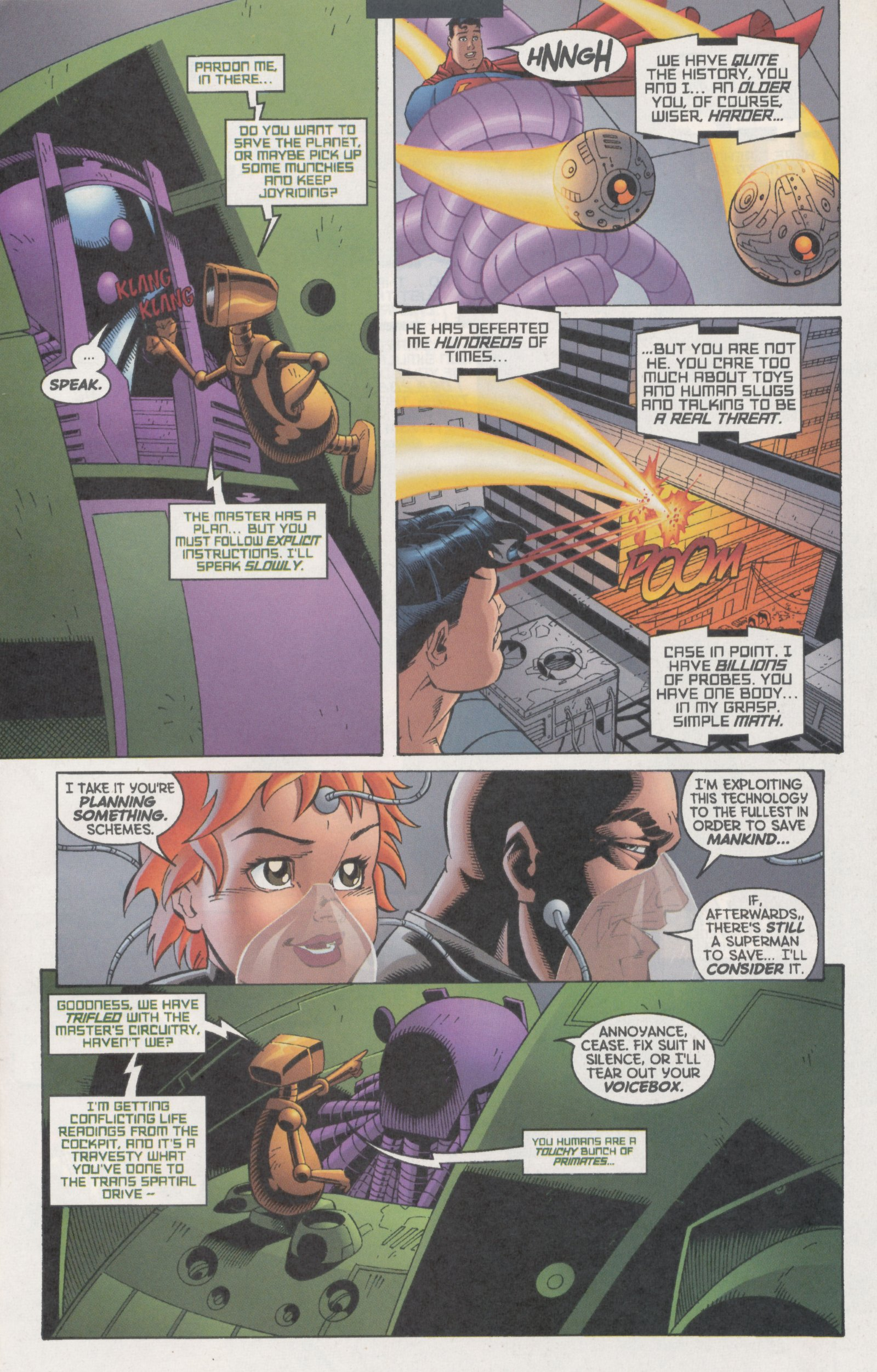 Action Comics (1938) 763 Page 19
